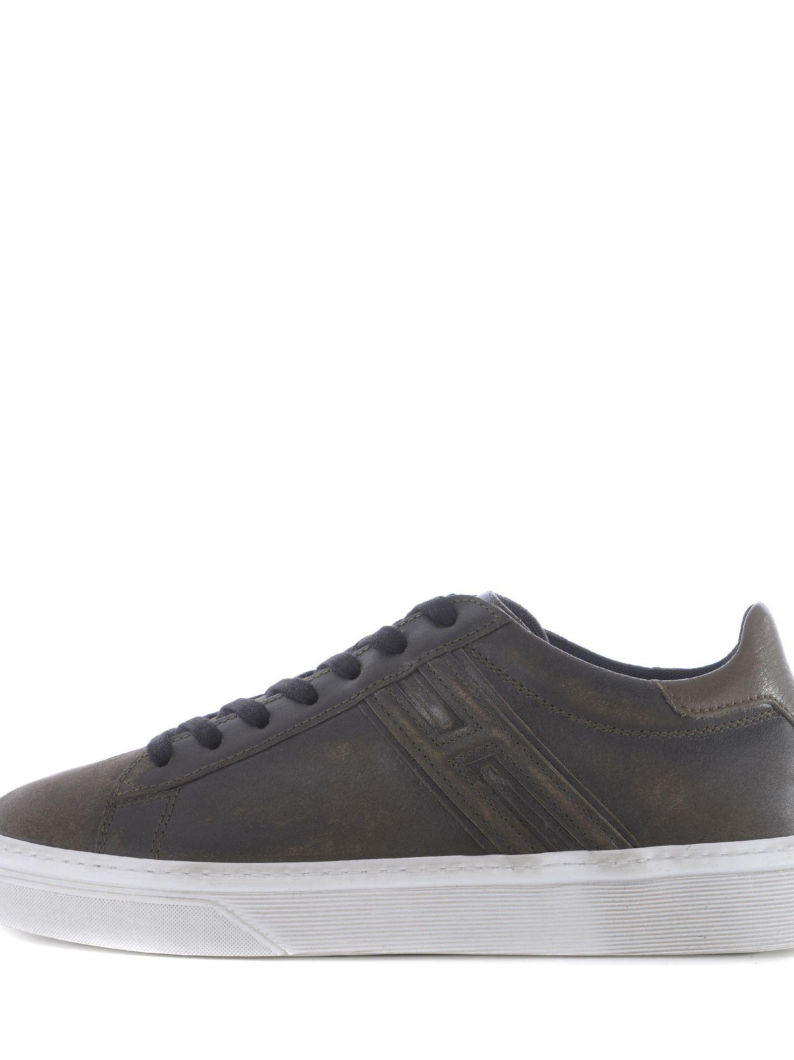 Usé Hogan Sneakers Effet Hogan Sneakers Egnk5qbh ZvIqrvw