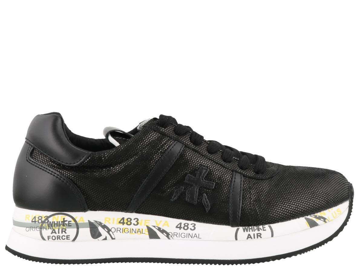 PREMIATA Conny Sneakers in Black