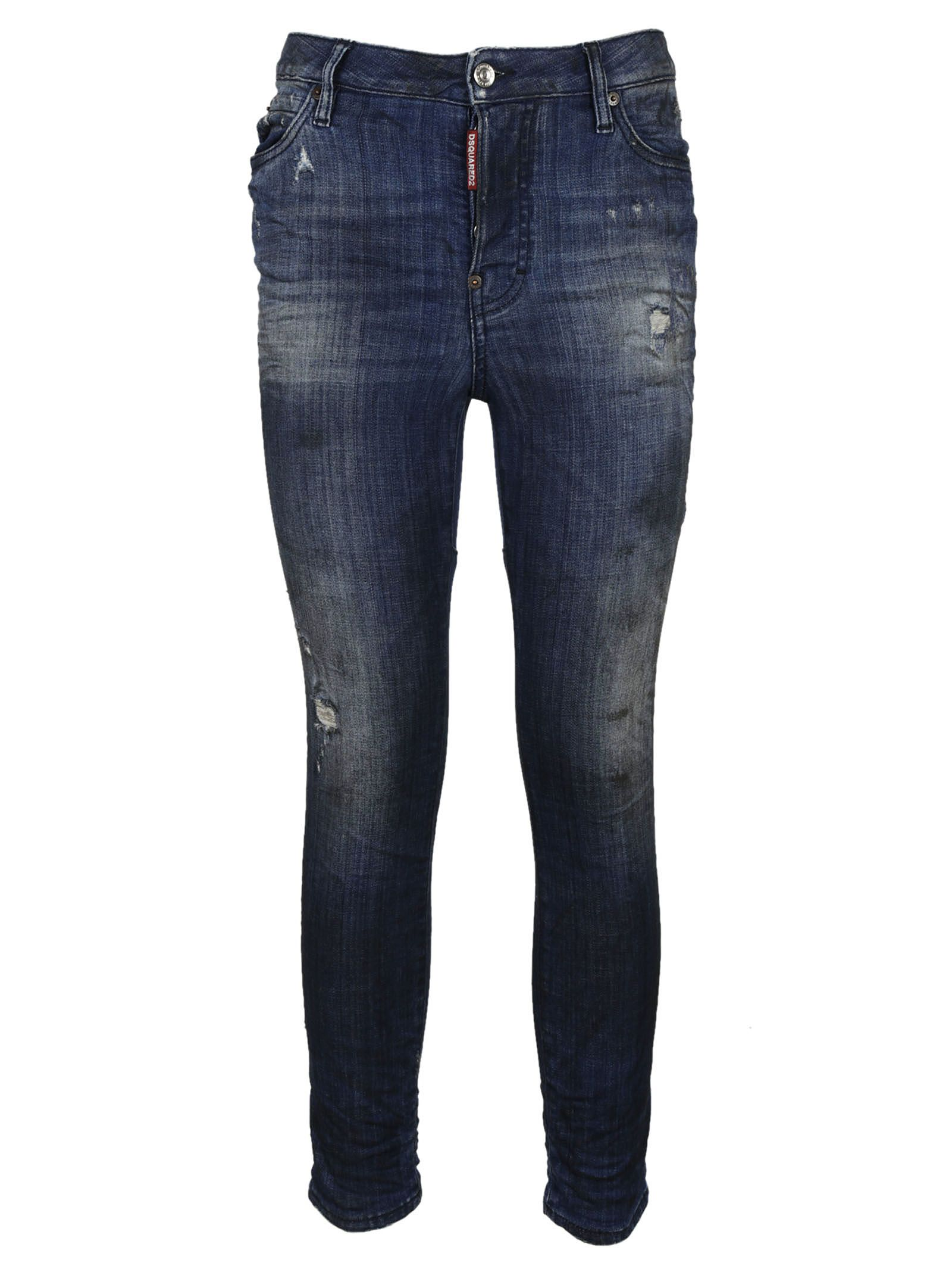 Dsquared2 Distressed Jeans 7796989