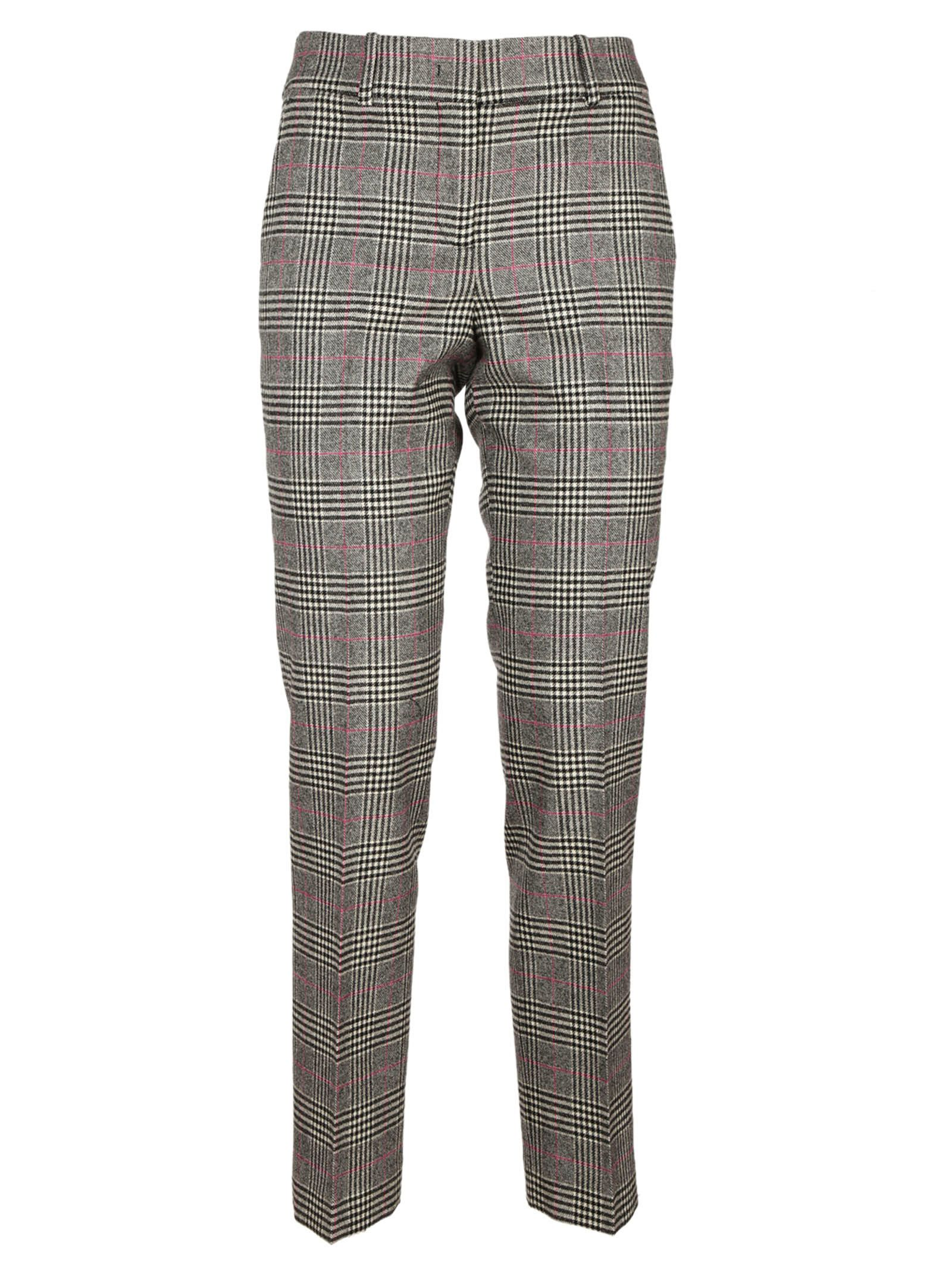 Ermanno Scervino plaid tailored trousers Outlet Get To Buy Free Shipping New Clearance Discount Clearance Amazon fiPzcrhQP