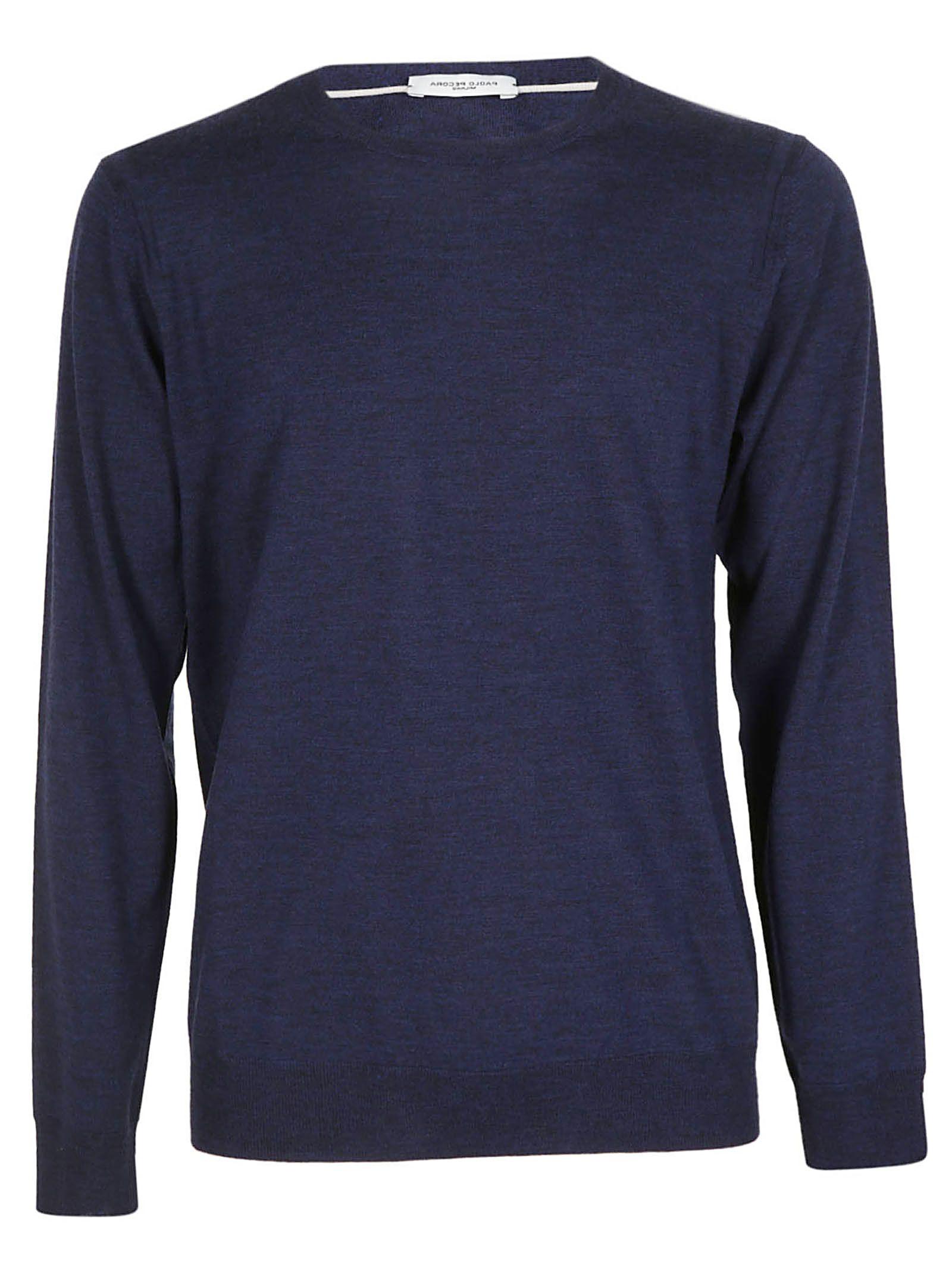 Paolo Pecora Round Neck Sweater