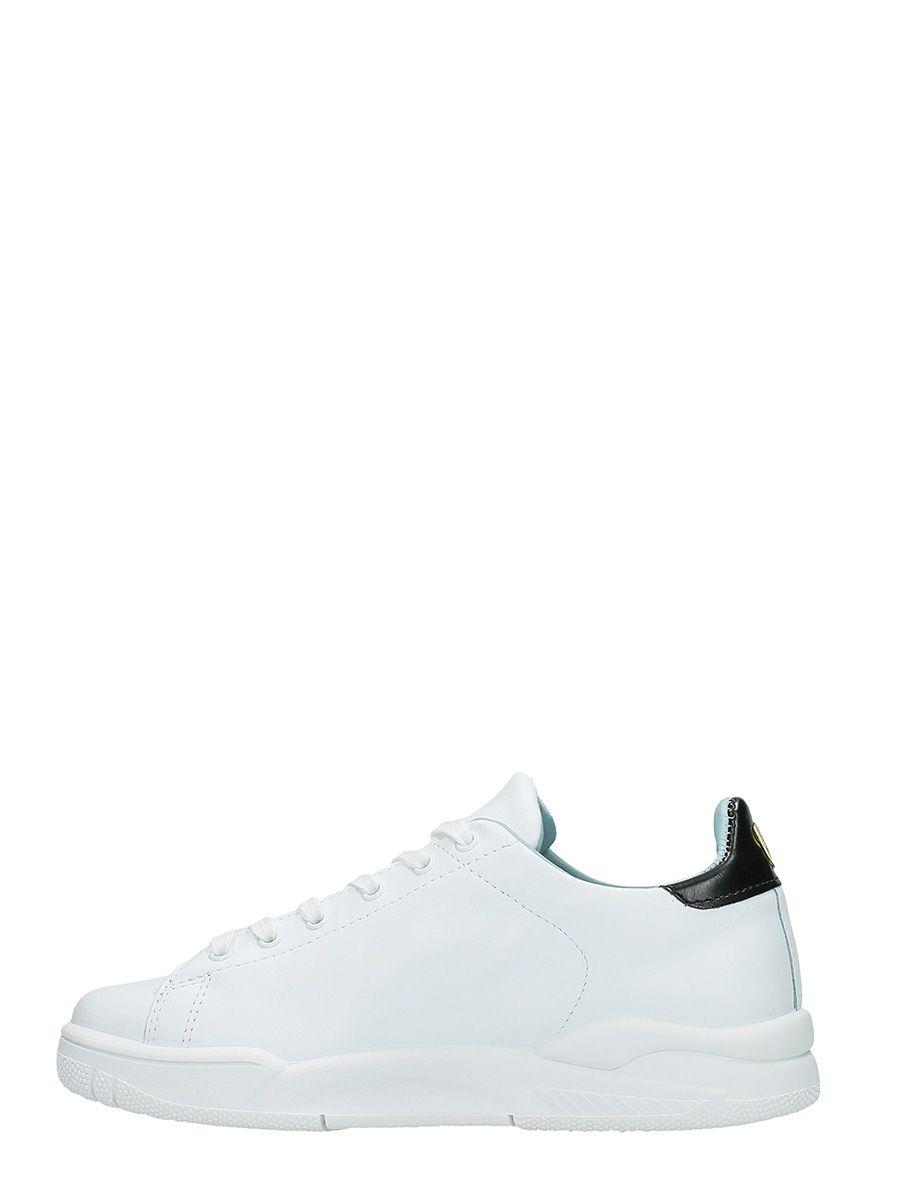Roger white sneaker Chiara Ferragni SDAF0