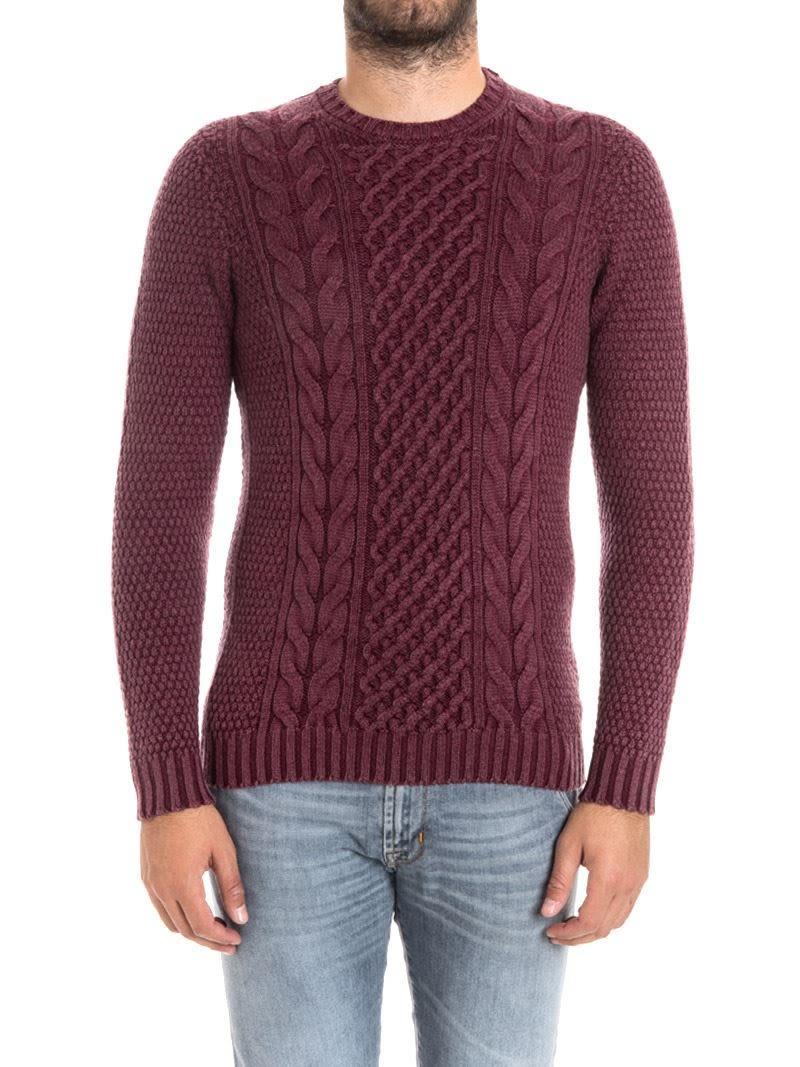 Drumohr Round Neck Wool