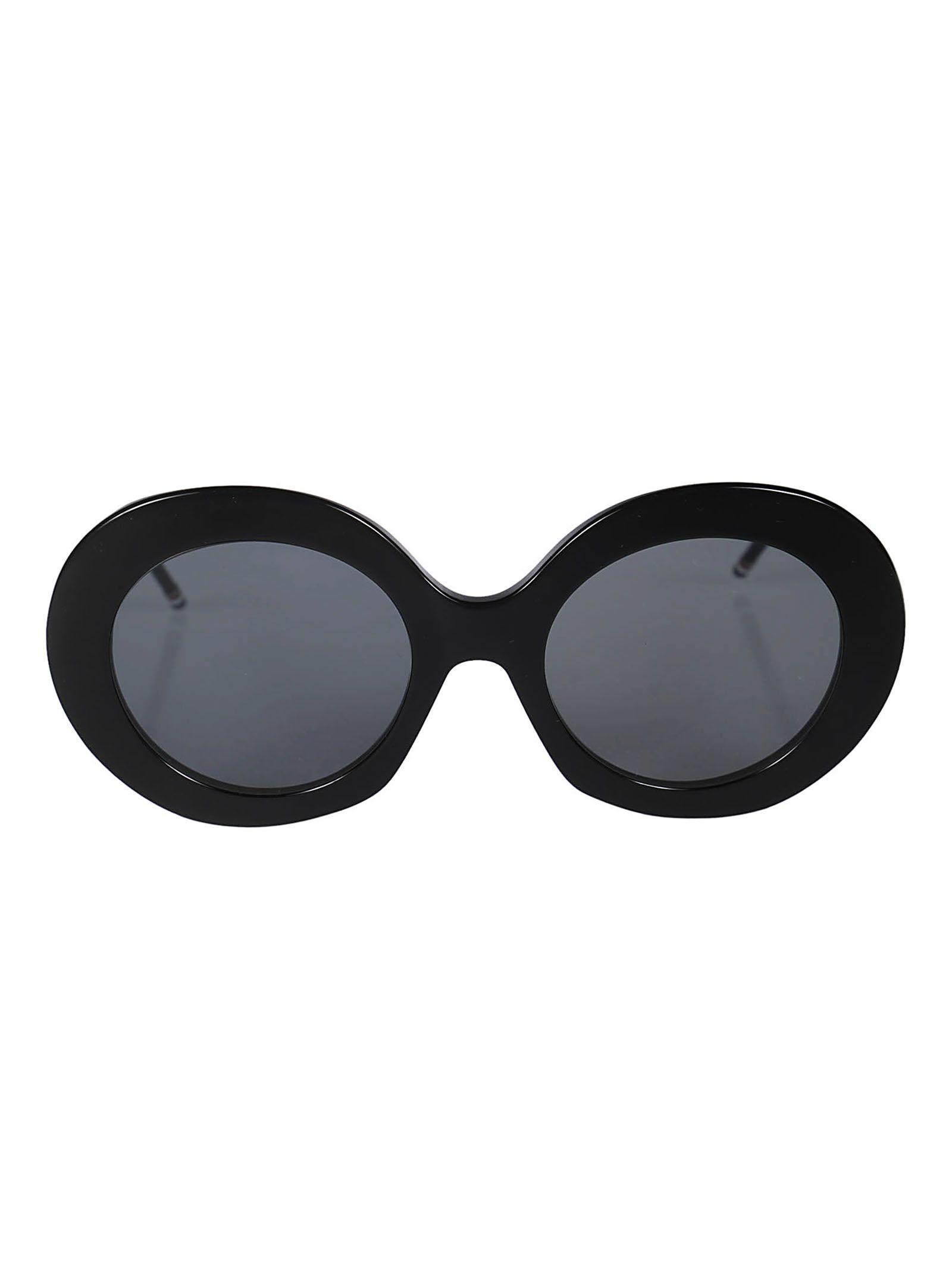 Thom Browne Big Round Sunglasses