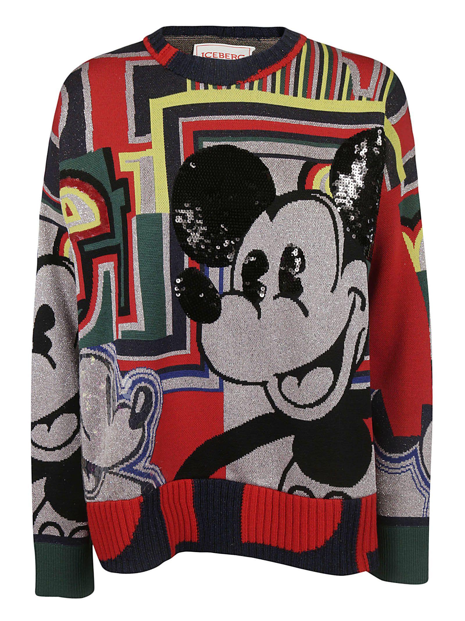 iceberg -  Sequin Embellished Sweater
