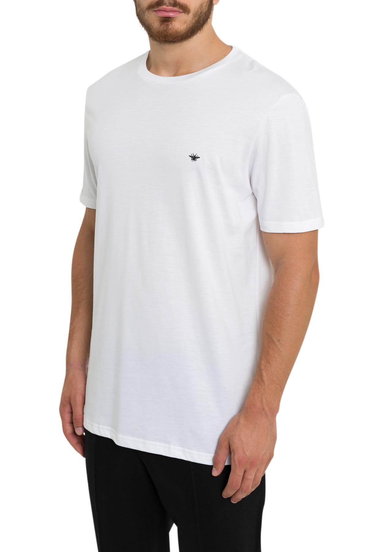 Dior Homme Dior Homme Bee Embroidery Tee
