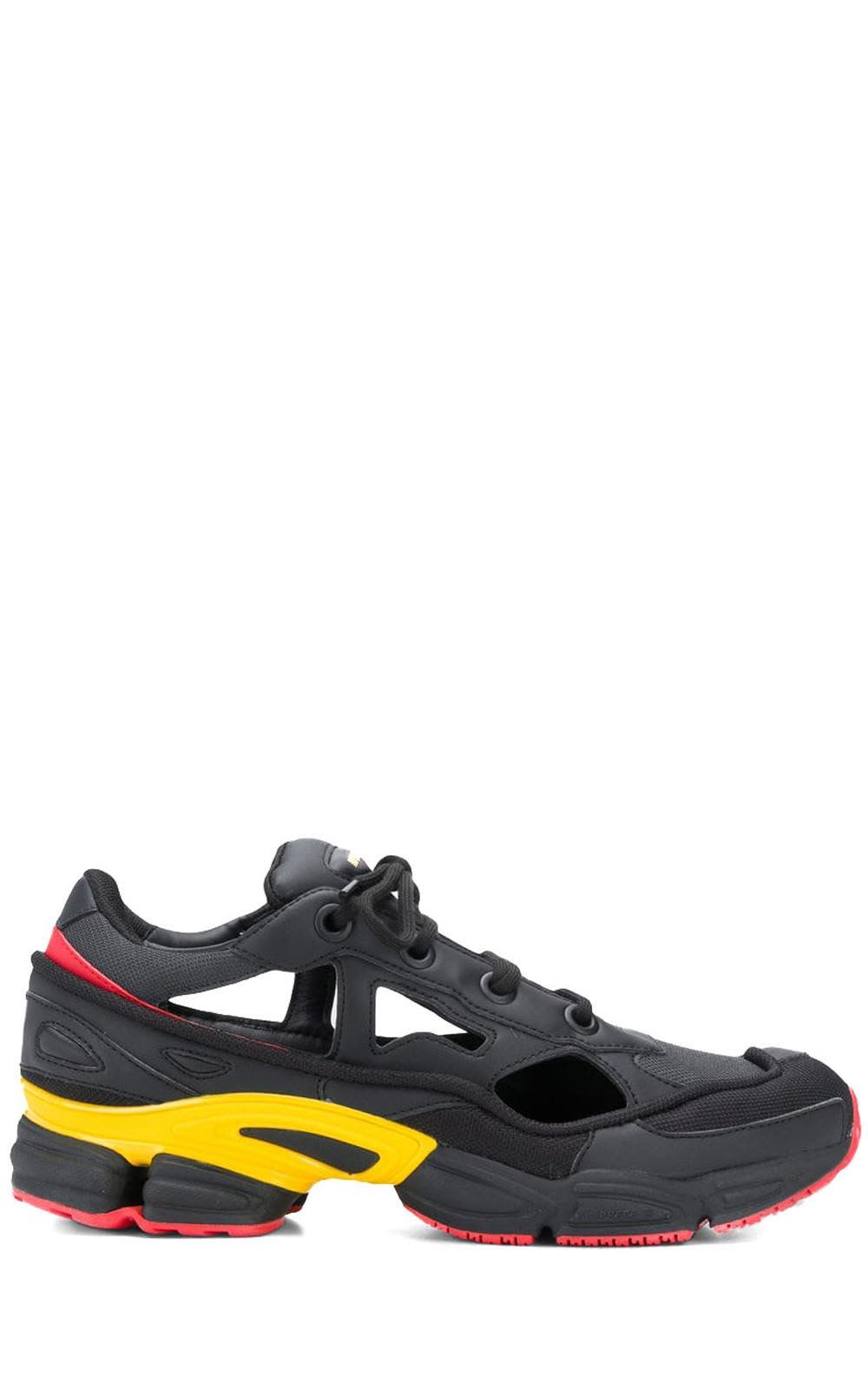 Limited Edition Rs Replicant Ozweego Trainers, Nero