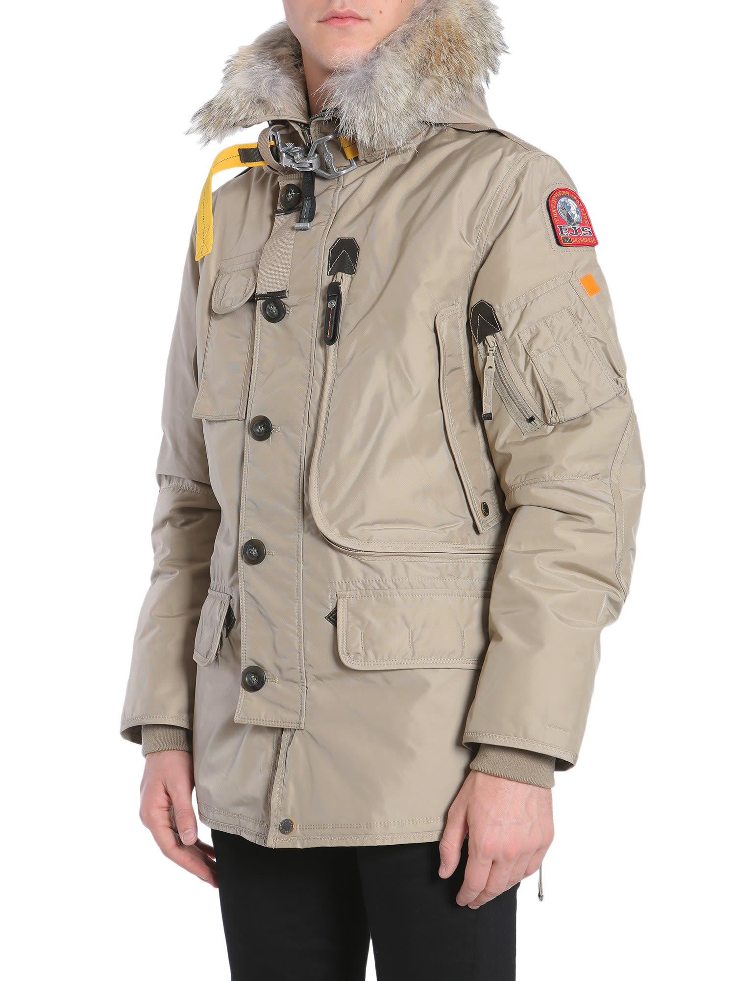 ... Parajumpers Kodiak Down Jacket - BEIGE ...