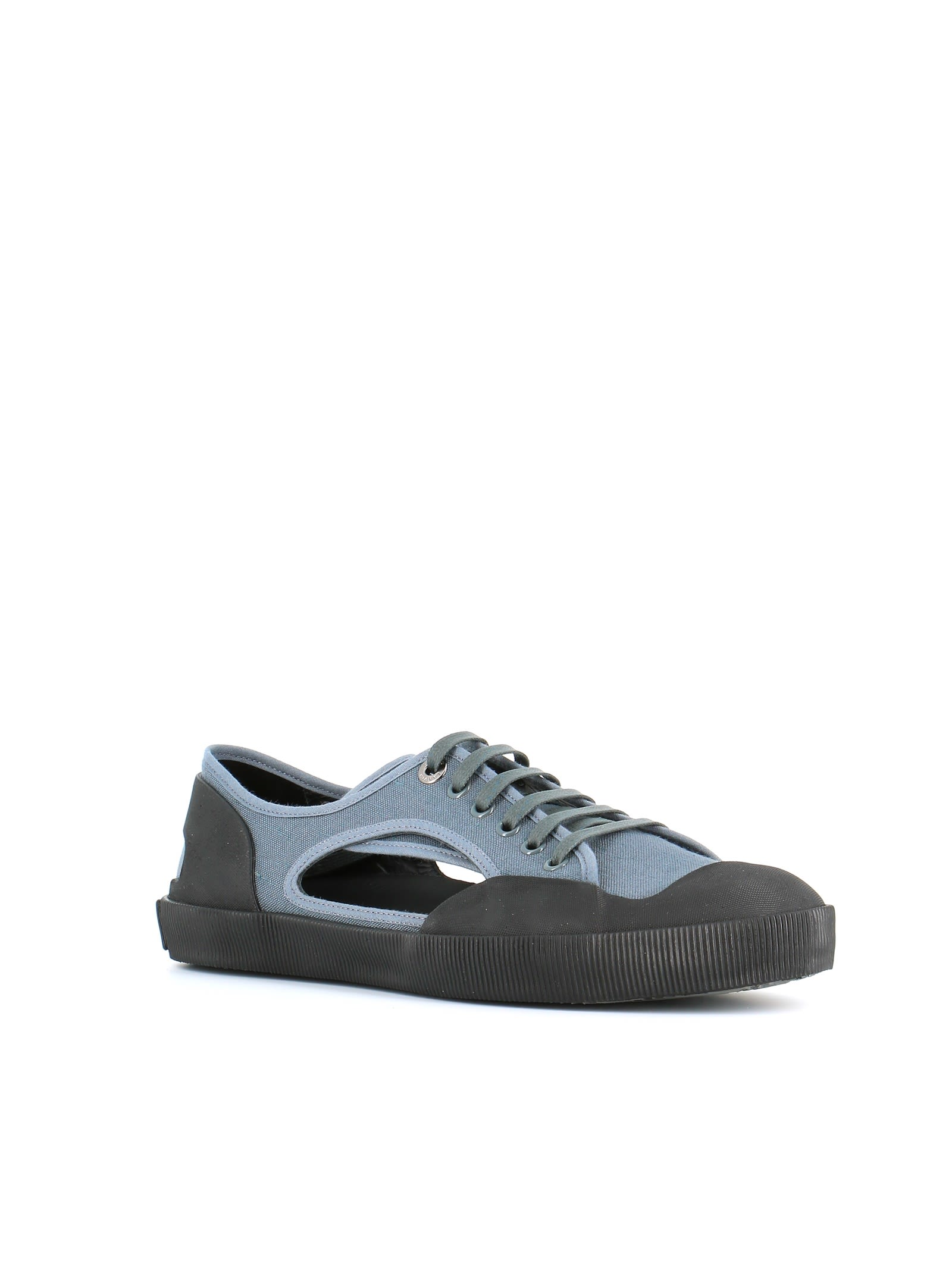 LanvinOpen Low Top Sneakers tMEZlO27