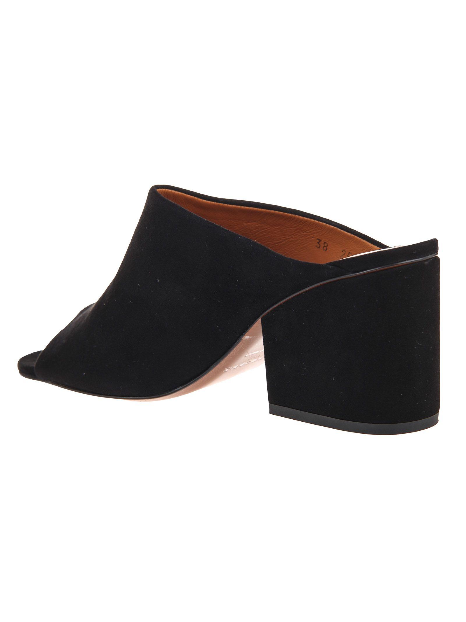 Cheap Sale Fashion Style Robert Clergerie Classic Mules Original pJ7hHe0z8N