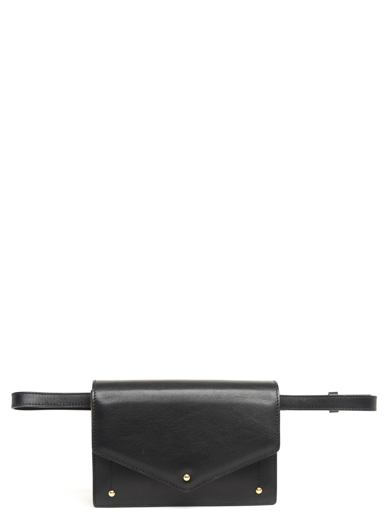sara battaglia -  'plissè Clutch' Bag