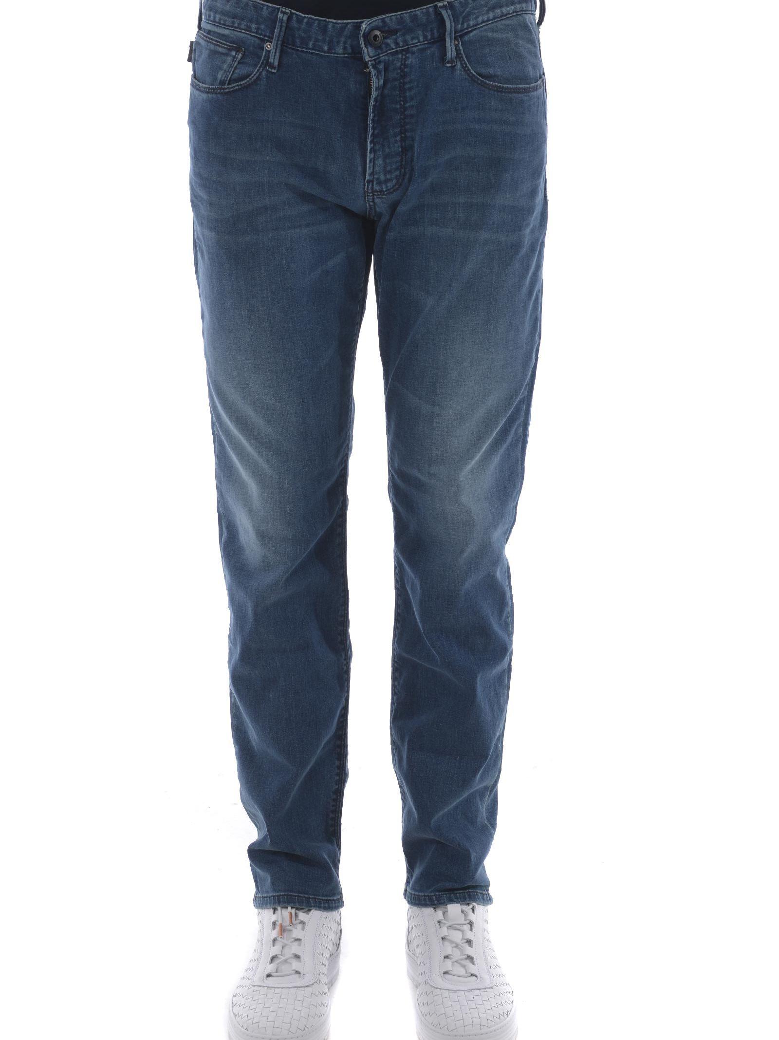 Emporio Armani Stonewashed Jeans 10596860