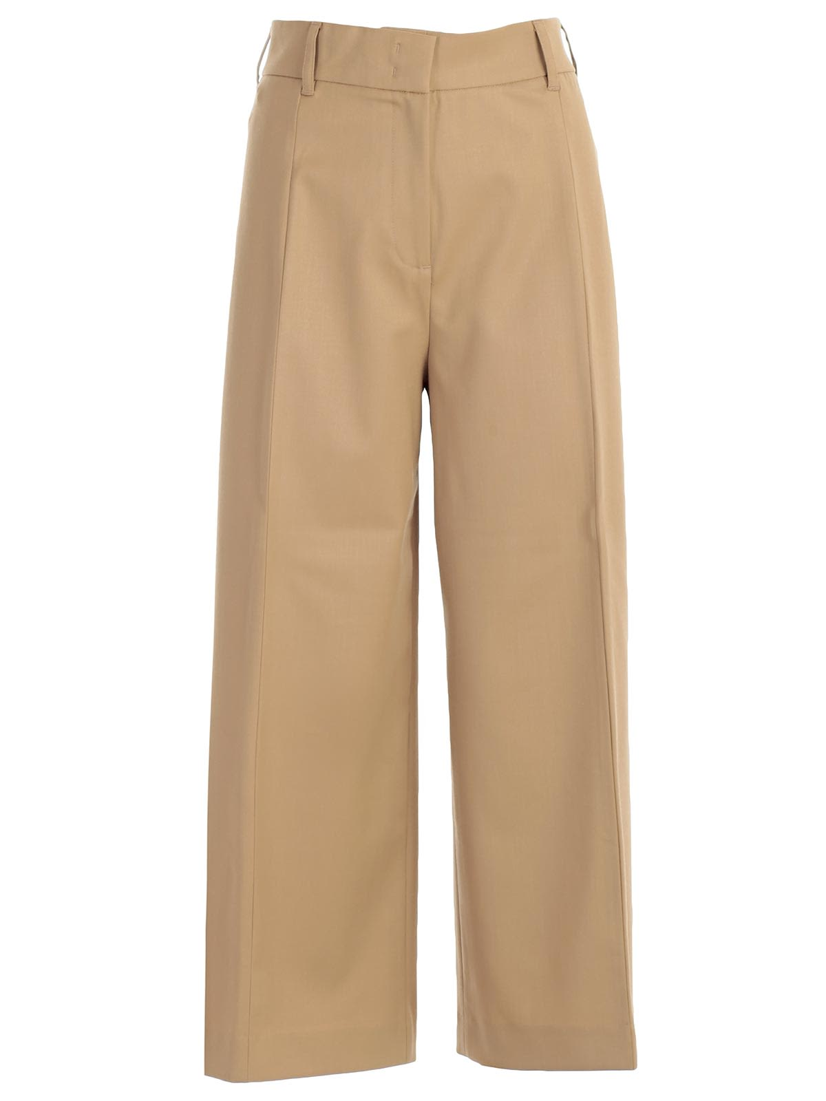 TWINSET CROPPED TAILORED TROUSERS
