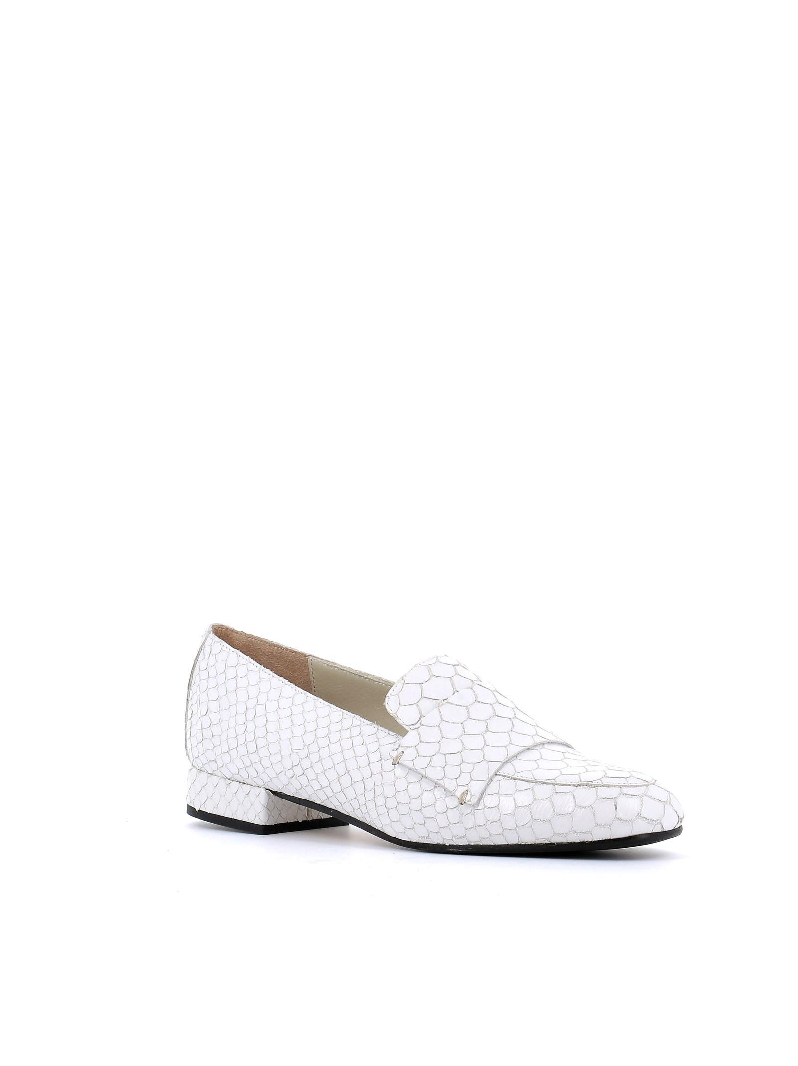 Winnie loafers - White ATP Atelier 7yP4ze0d