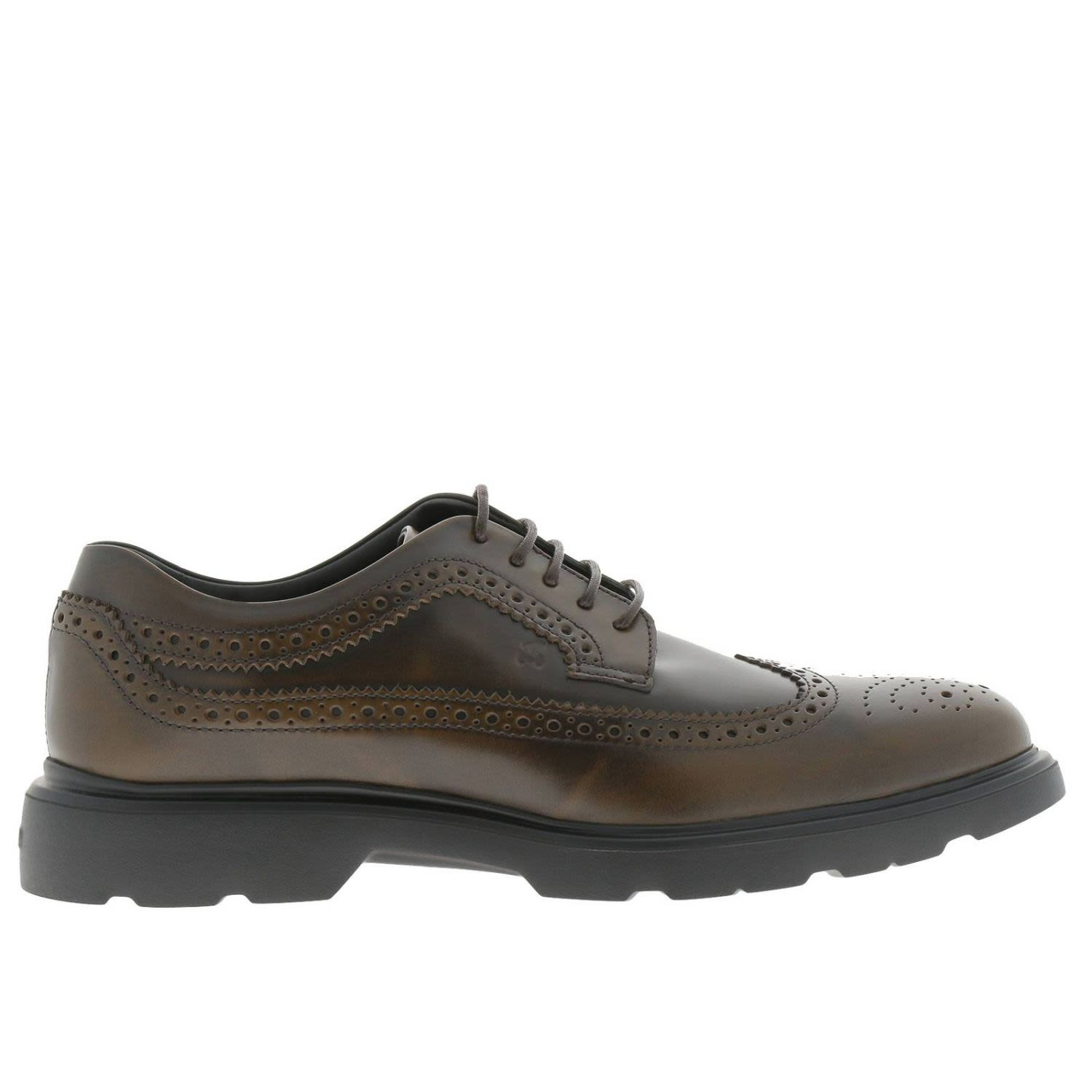BROGUE SHOES SHOES MEN HOGAN