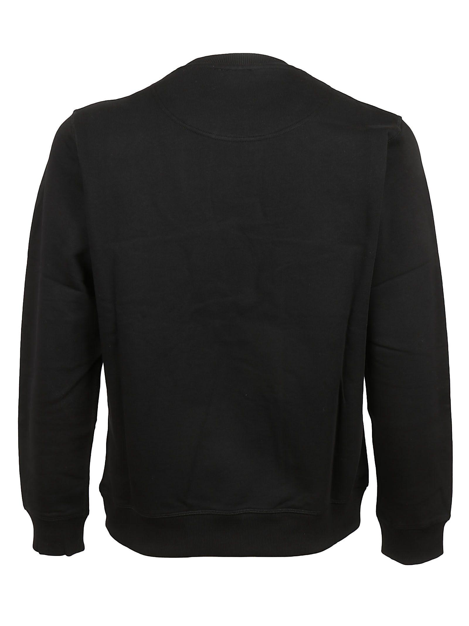 Black Kenzo Tiger Sweater