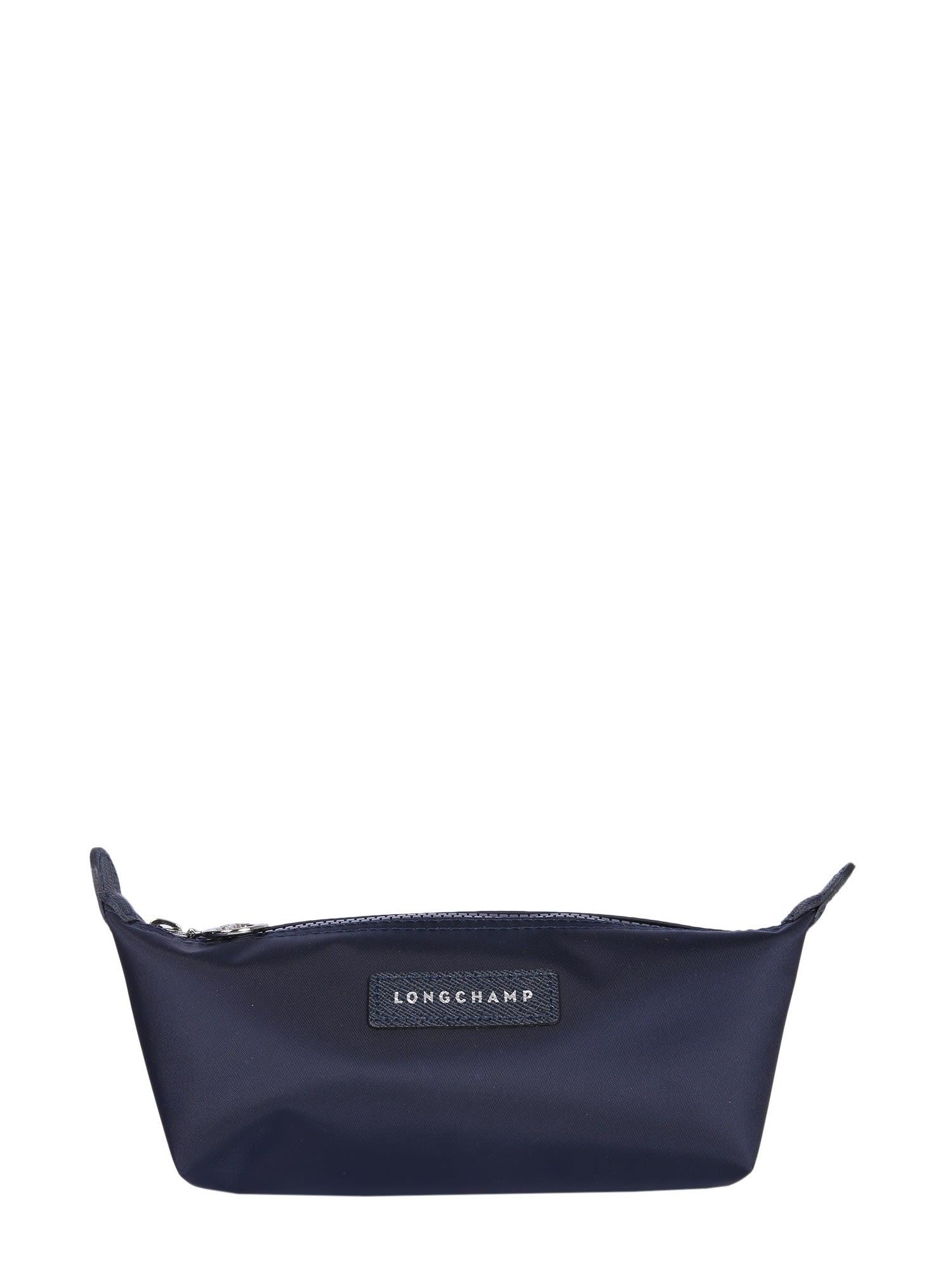 Longchamp Le Pliage NÉO Pouch In Blu  44ccf2c728de7