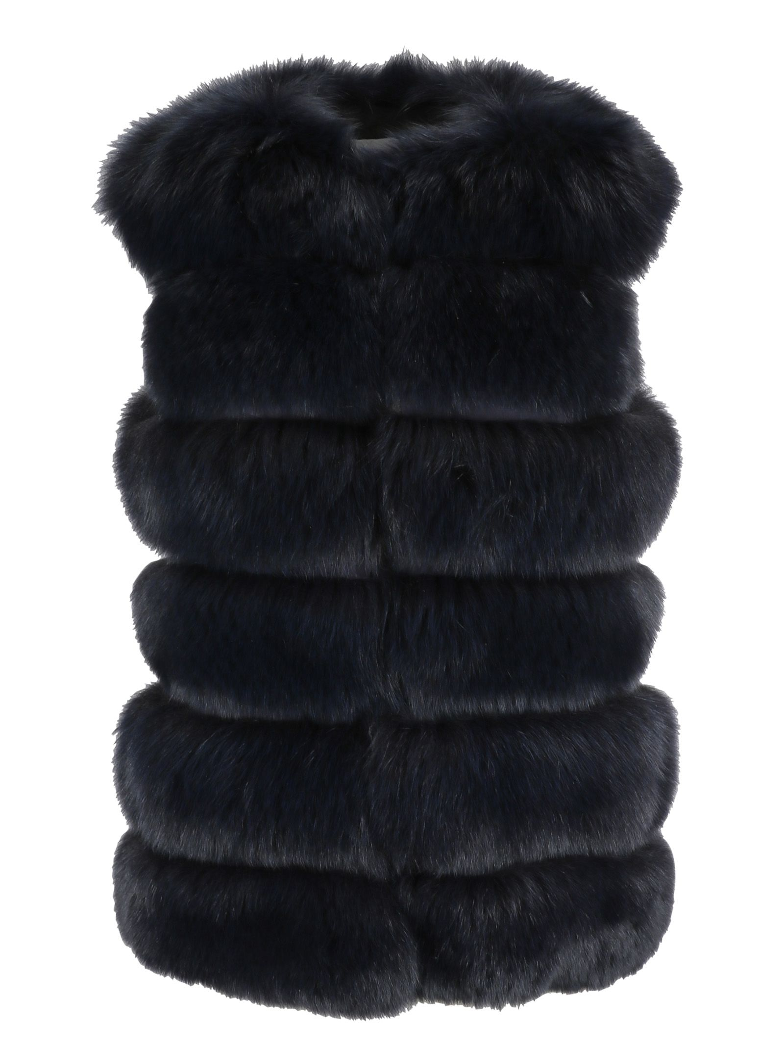 S.W.O.R.D 6.6.44 S.W.O.R.D 6.6.4.4. FURRED PADDED GILET