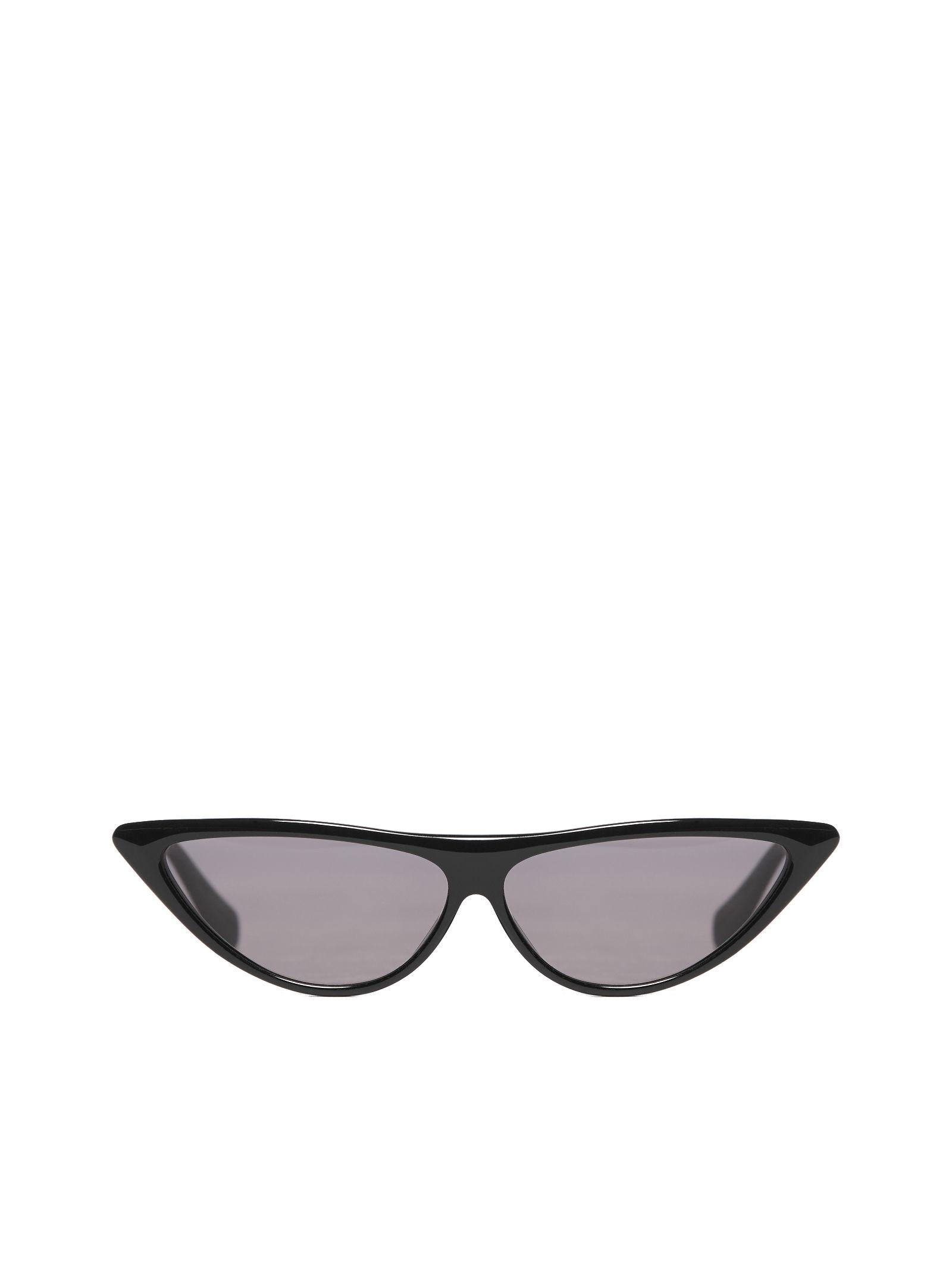 CHRISTIAN ROTH Rina Cat Eye Sunglasses in Nero