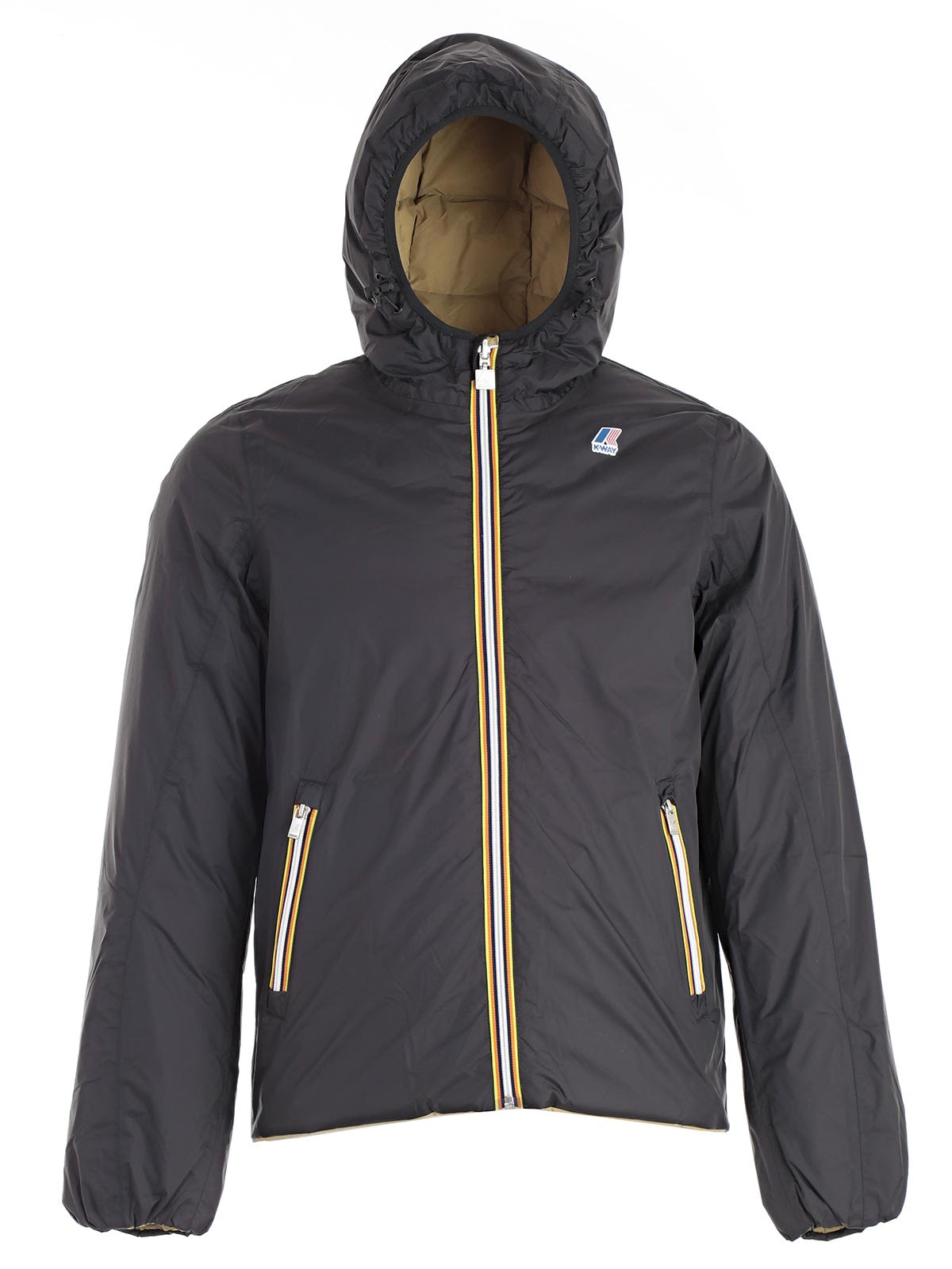 K-WAY REVERSIBLE PADDED JACKET