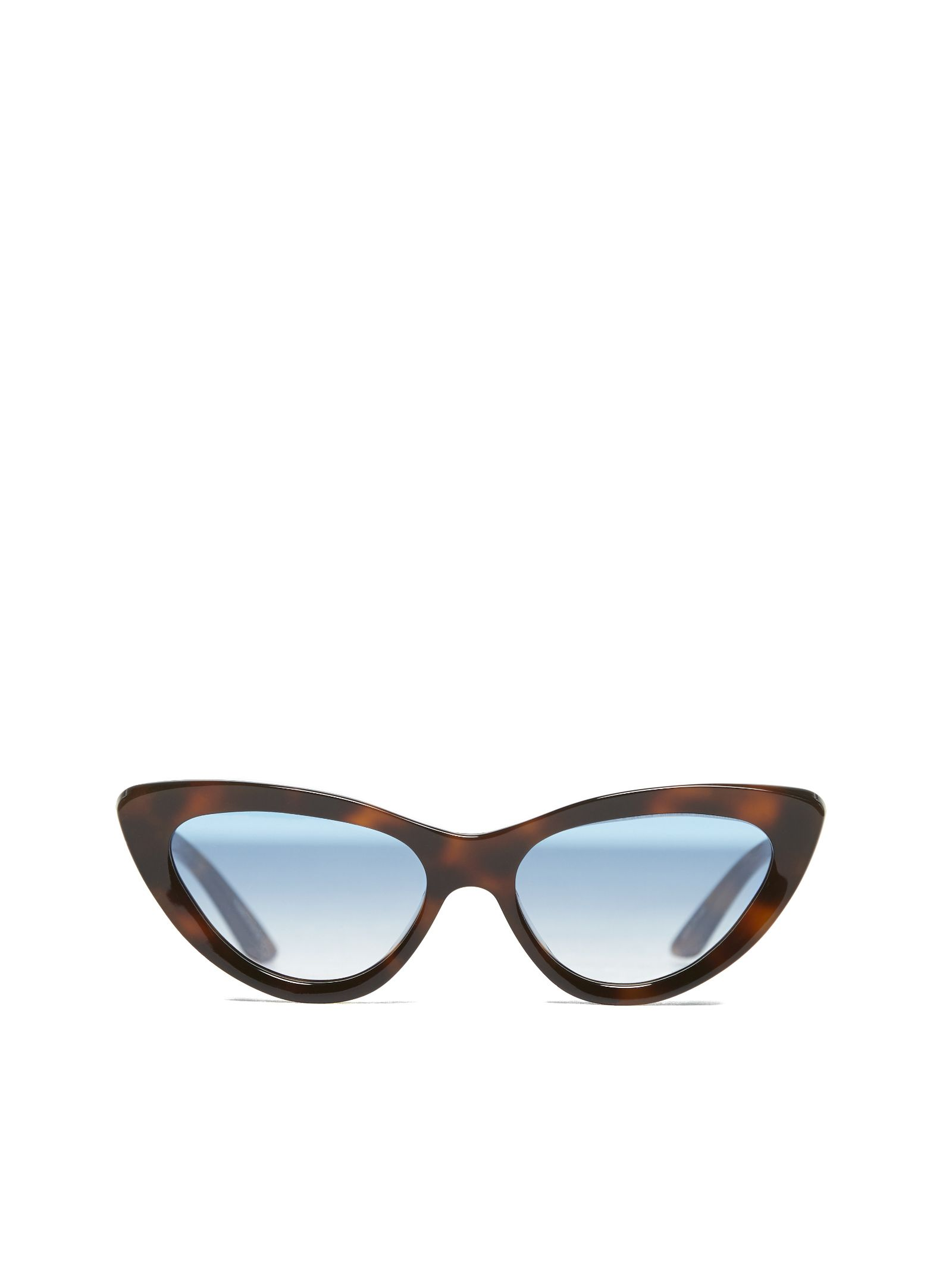 CHRISTIAN ROTH Spotted Sunglasses in Maculato