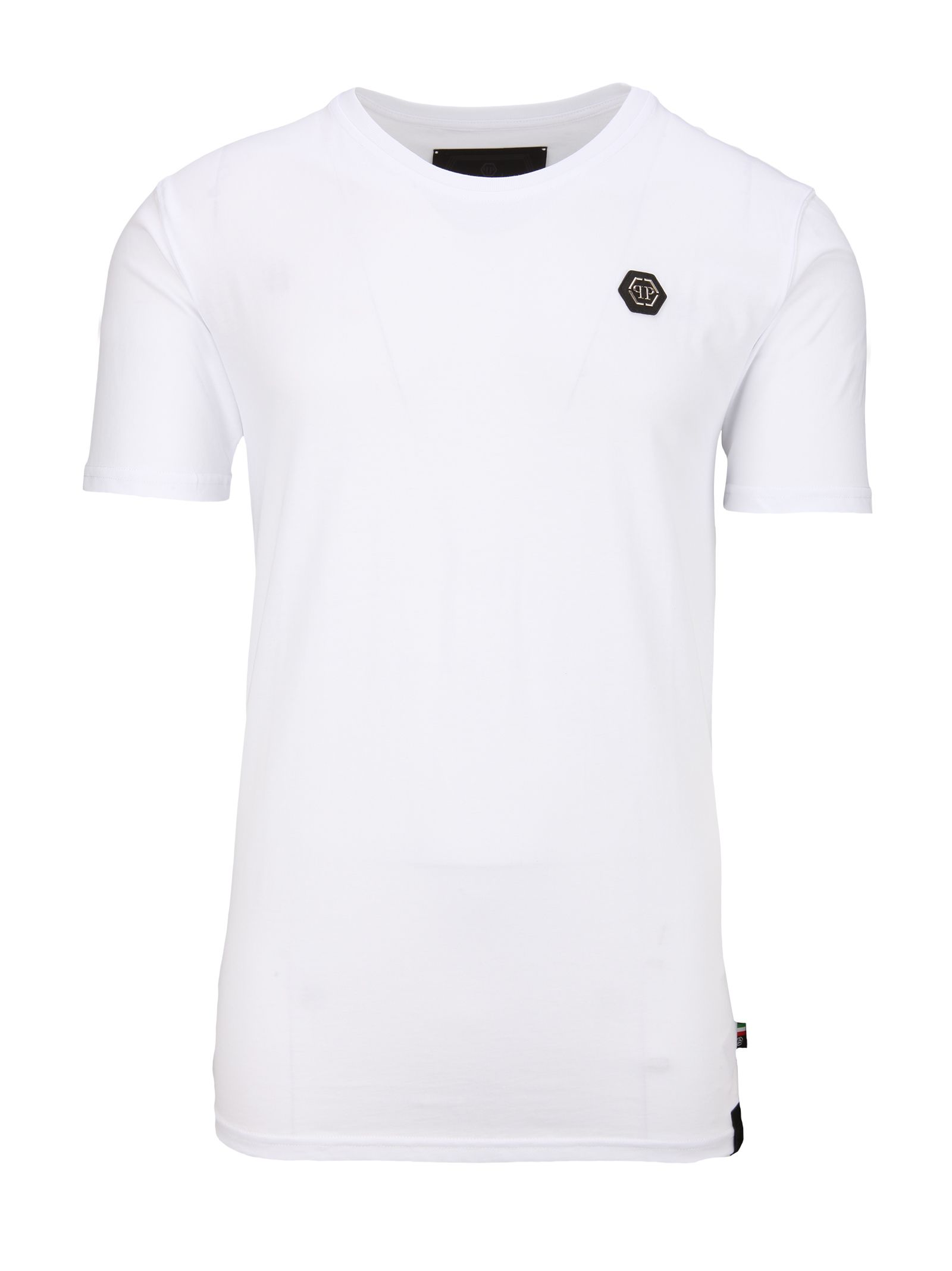 philipp plein philipp plein t shirt bianco men 39 s short sleeve t shirts italist