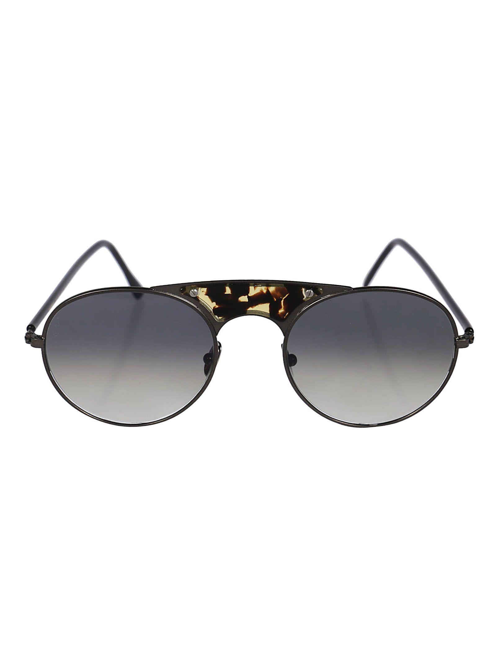 L.G.R Lgr Aviator Sunglasses in Gun Metal