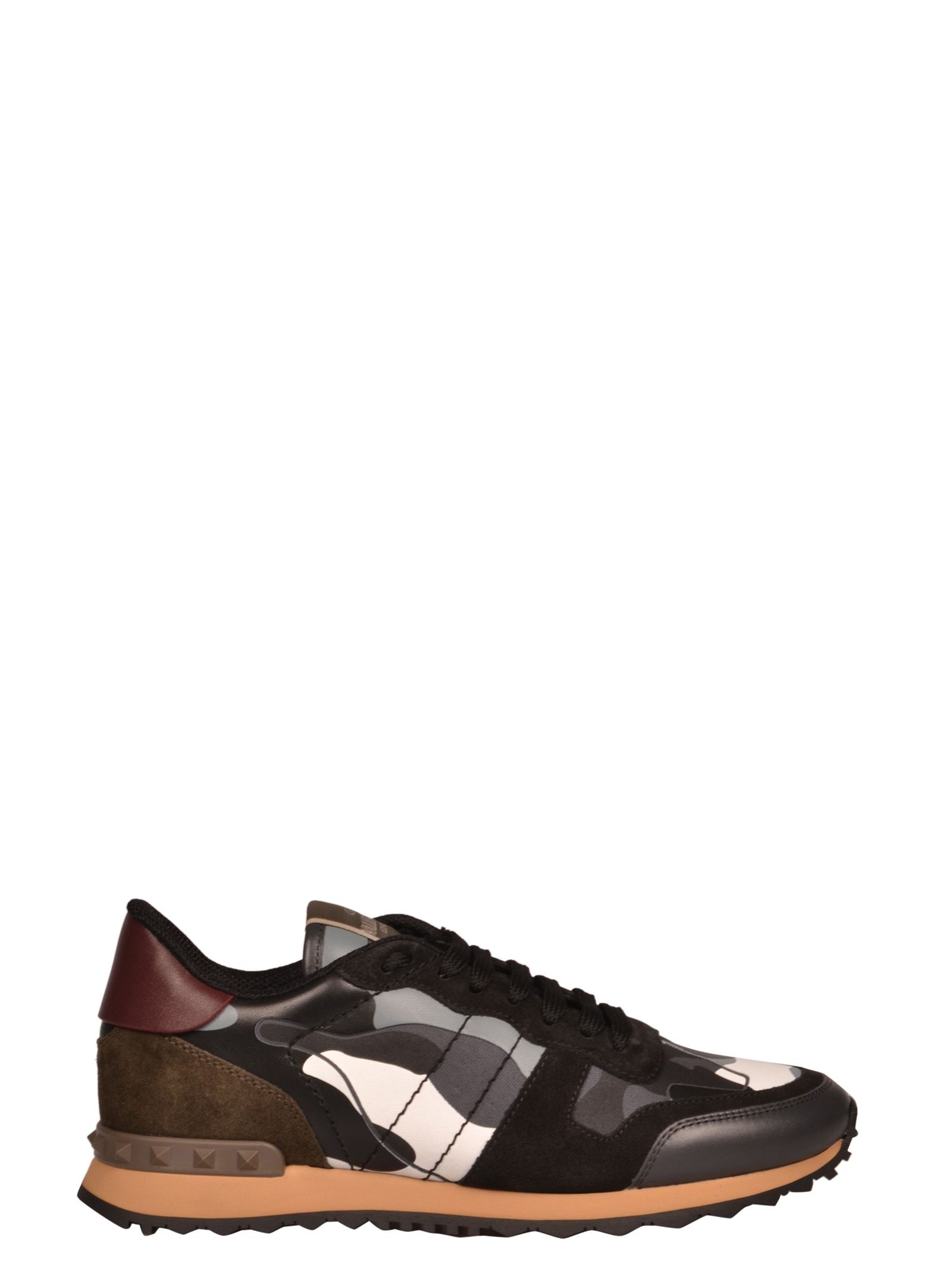 VALENTINO LACE UP SNEAKERS
