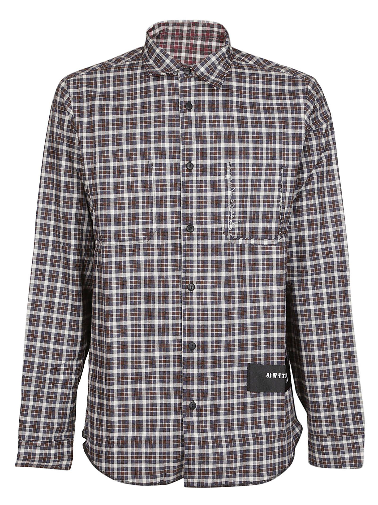 Sold Out Checked Shirt