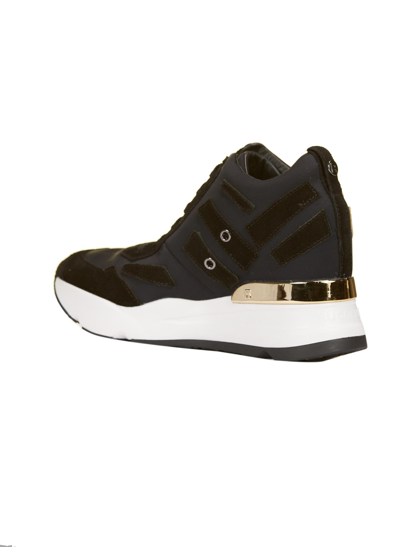 platform sneakers - Black Ruco Line pDJqEKW6t5