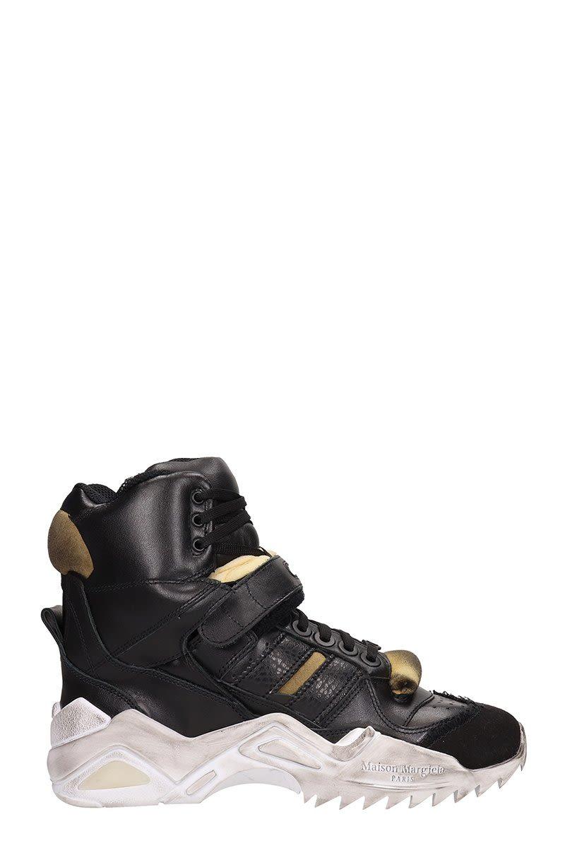 Maison Margiela Mid Retro Fit Sneakers