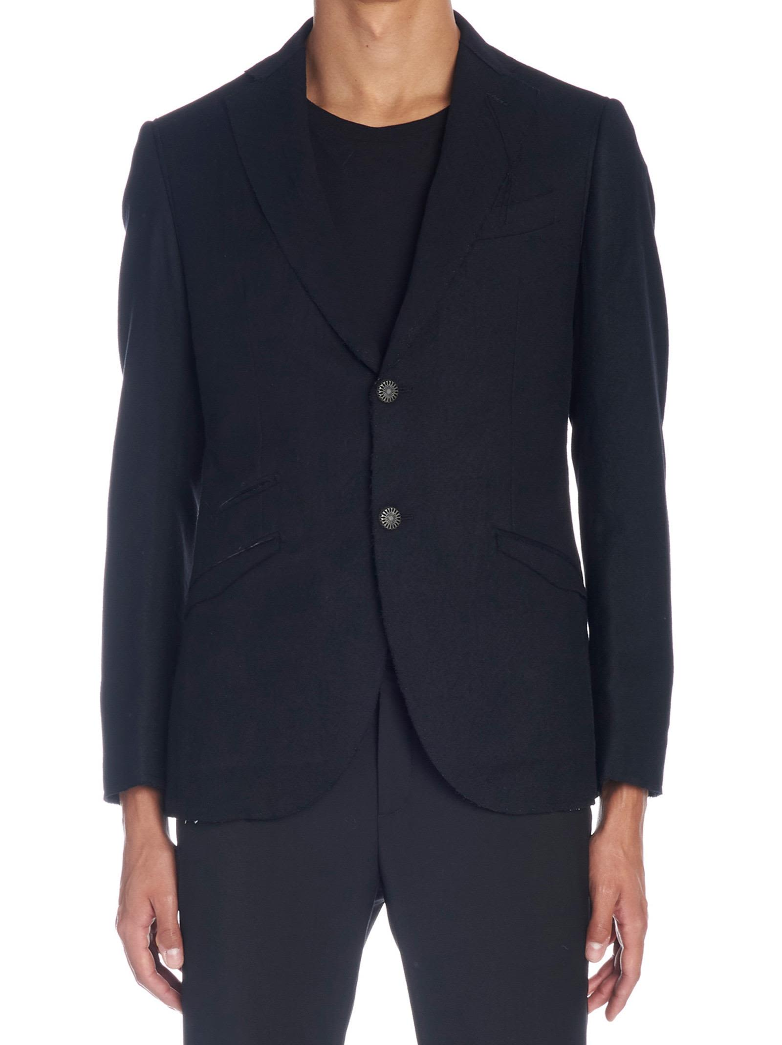 MAURIZIO MIRI 'Vega' Jacket in Black
