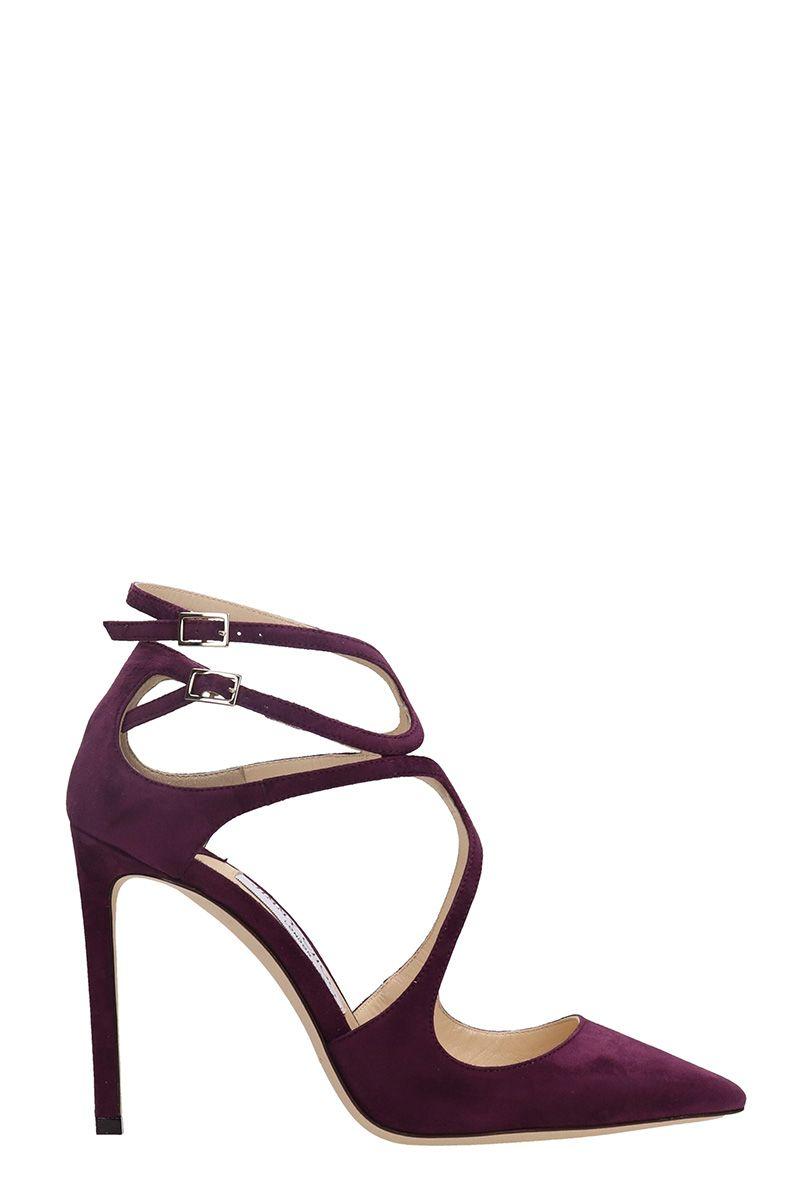 Jimmy Choo Lancer Sandals