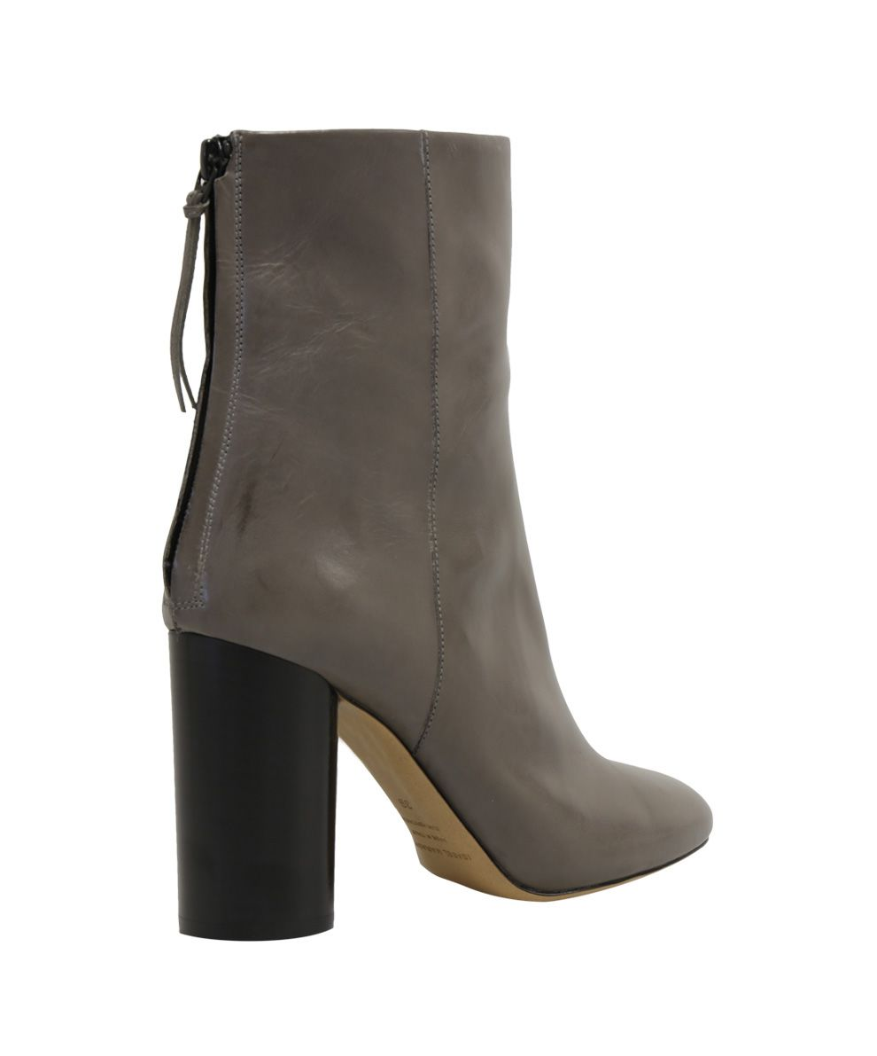 Deby Leather Ankle BootsIsabel Marant