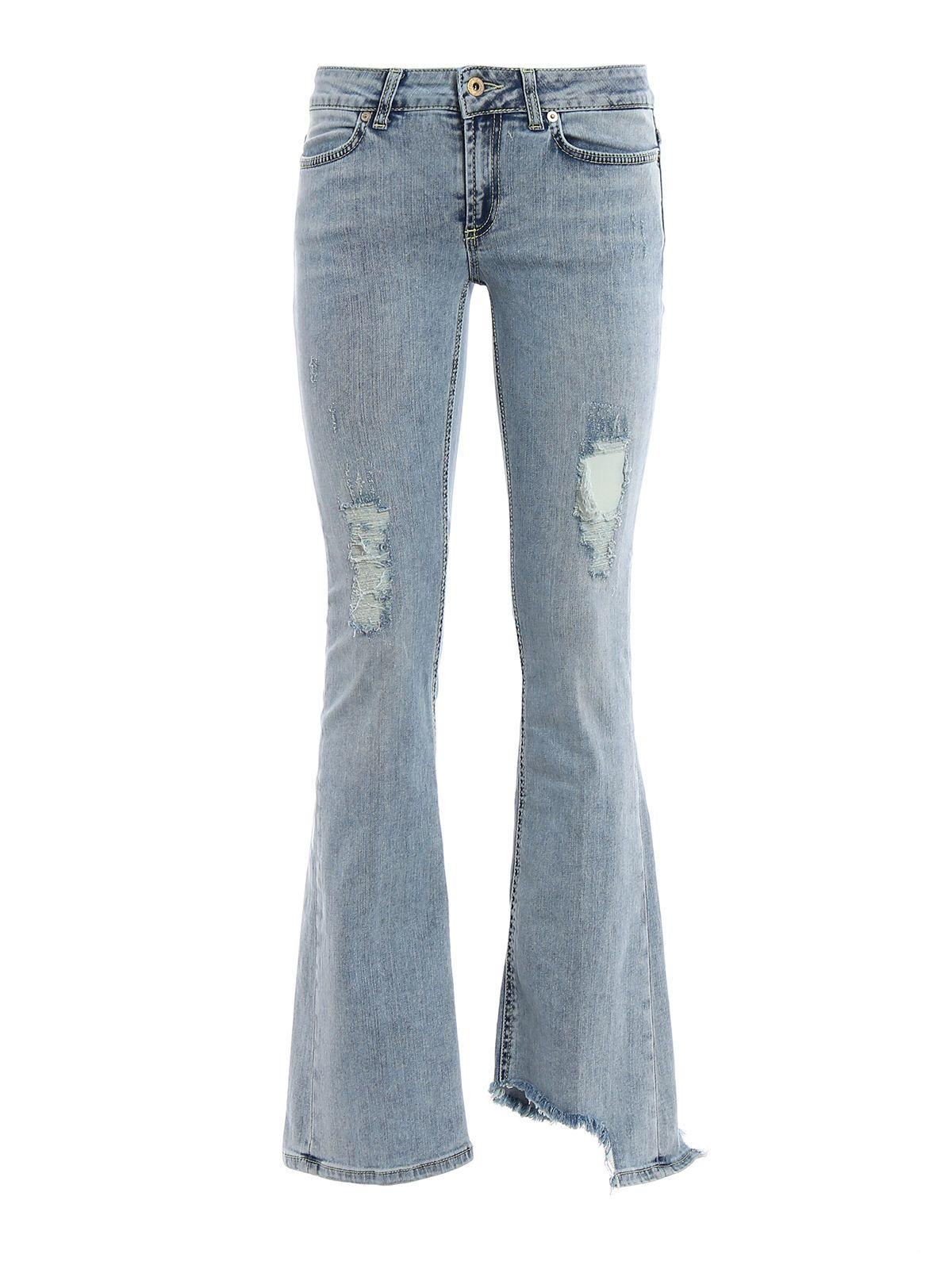 Jeans, Black, Cotton, 2017, 25 29 30 Dondup