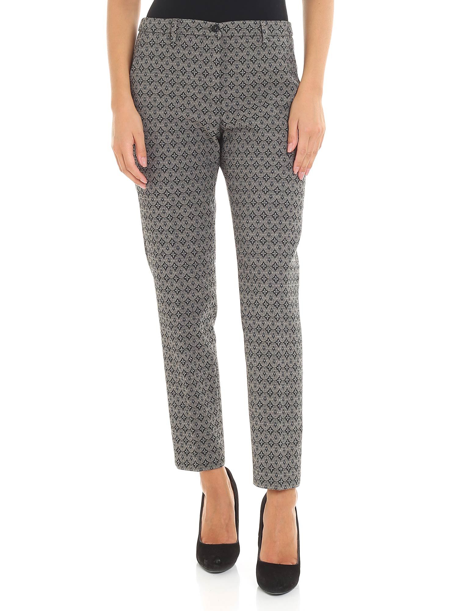 SEVENTY Tailored Trousers in Basic