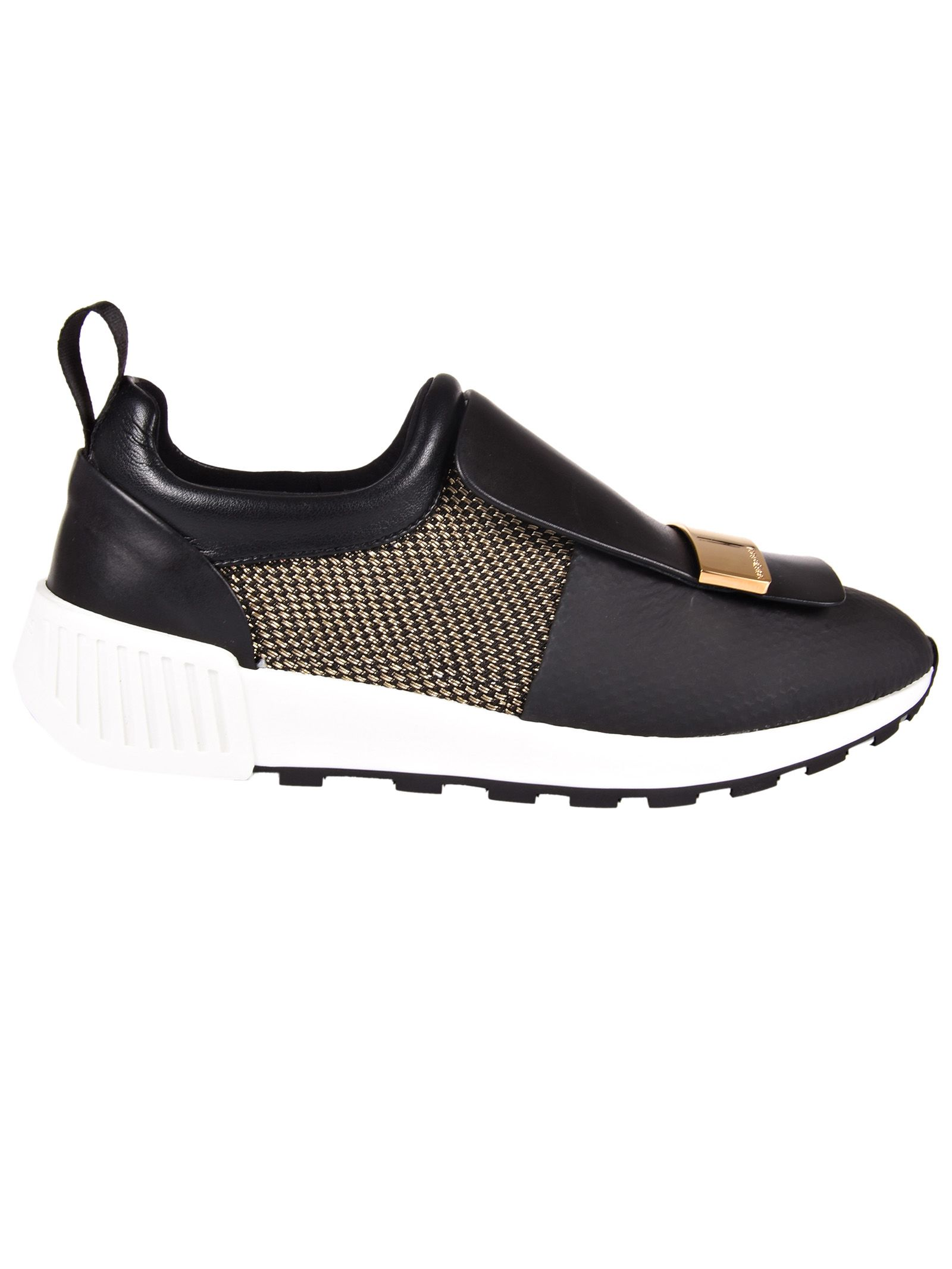 Buy Cheap New Sergio Rossi Without Lace Sneakers View Cheap Price iMv6p