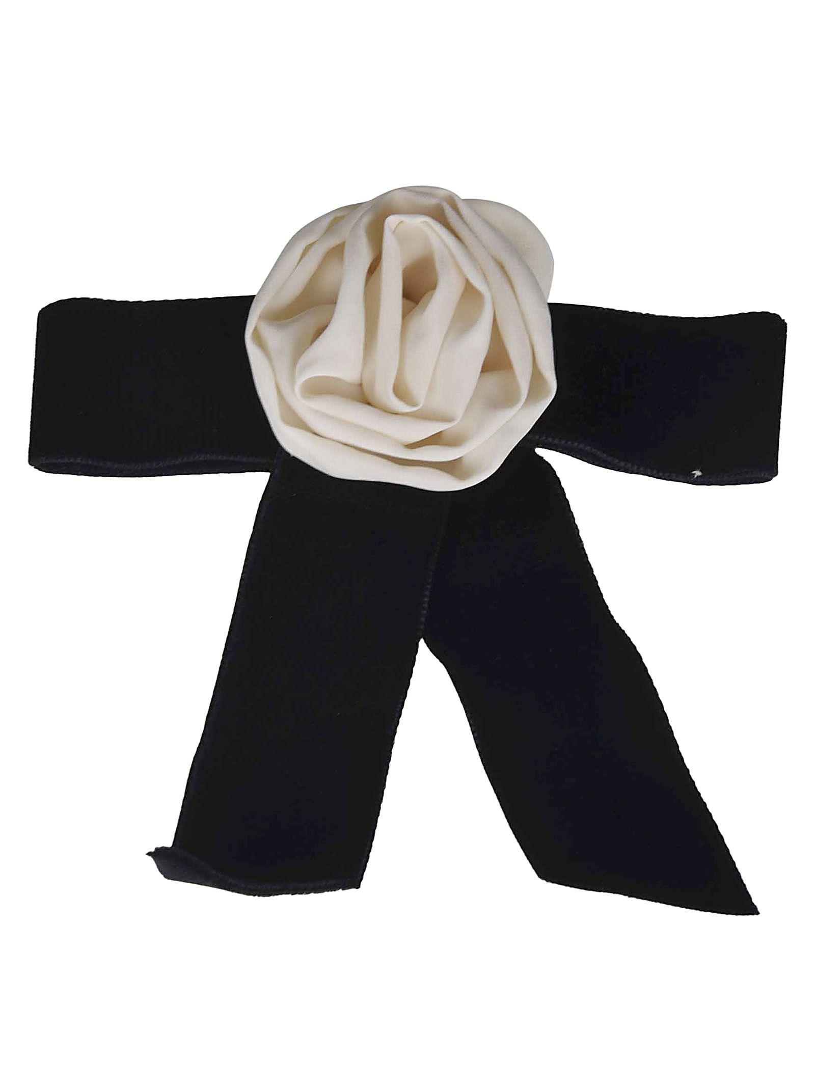 Philosophy Di Lorenzo Serafini Rose Ribbon Bow Tie