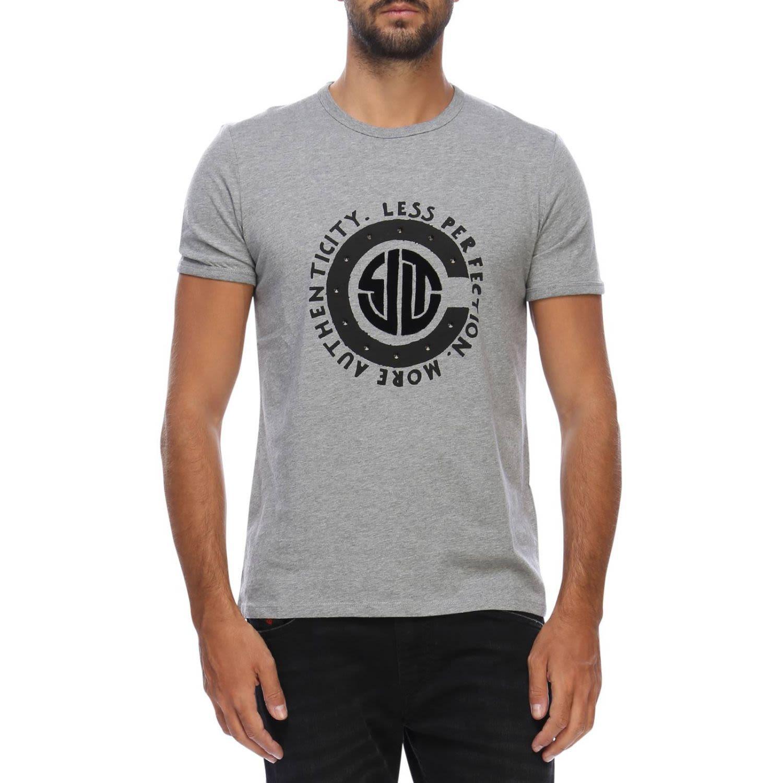 616a72d8cf Just Cavalli T-shirt T-shirt Men Just Cavalli - grey ...