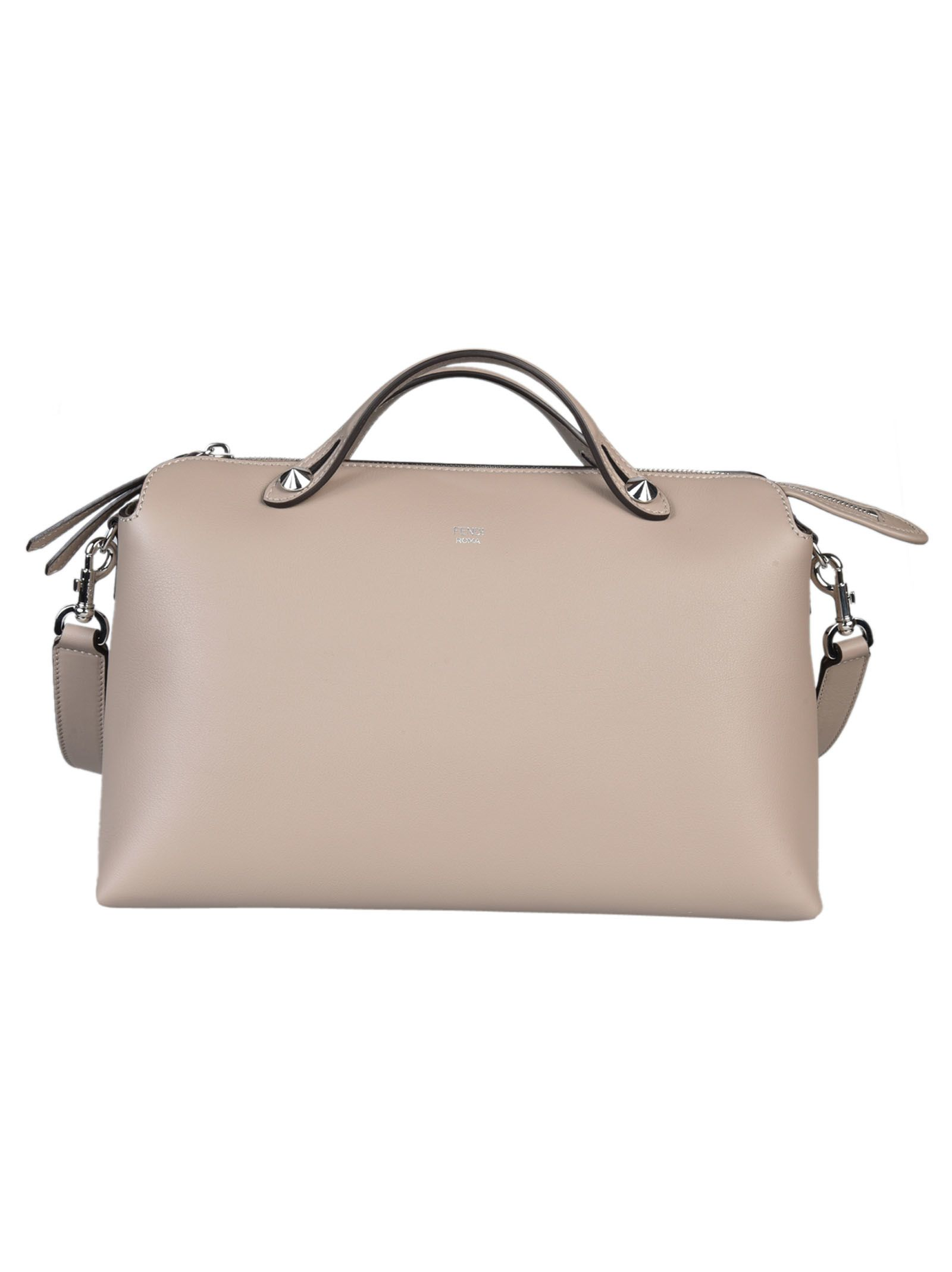 fa921619ea Fendi Large By The Way Tote - Beige ...