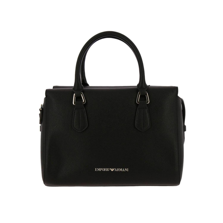 Emporio Armani Handbag Shoulder Bag Women Emporio Armani - black ... c74c375782a89
