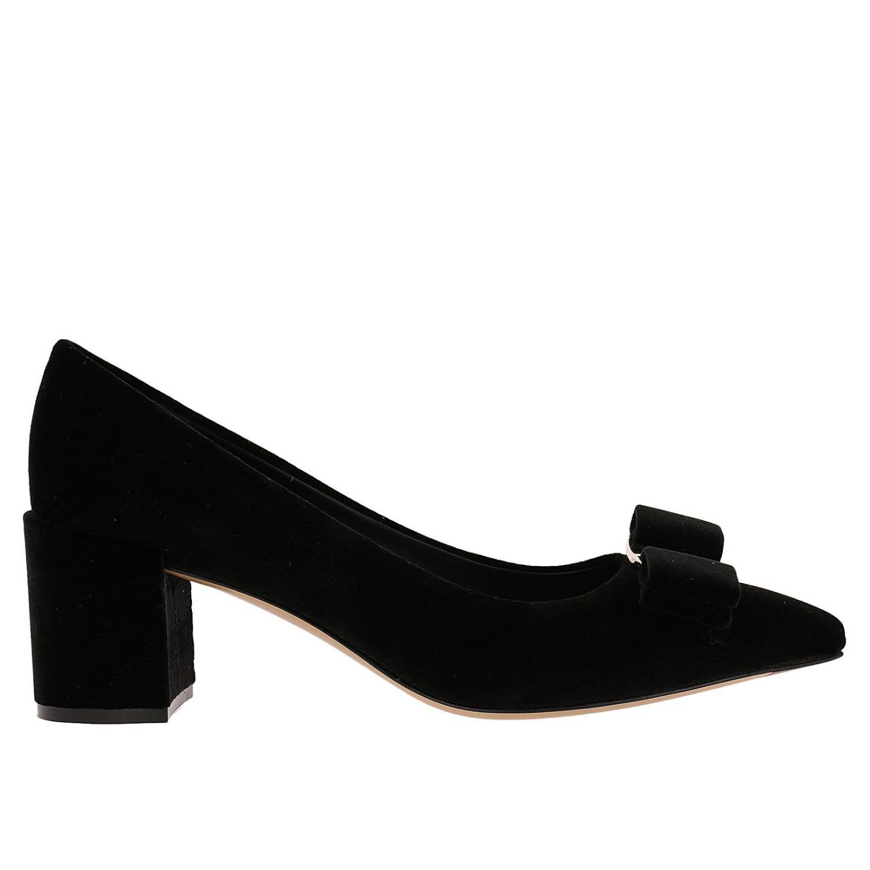 63f2a19f815c Salvatore Ferragamo Pumps Shoes Women Salvatore Ferragamo - black ...