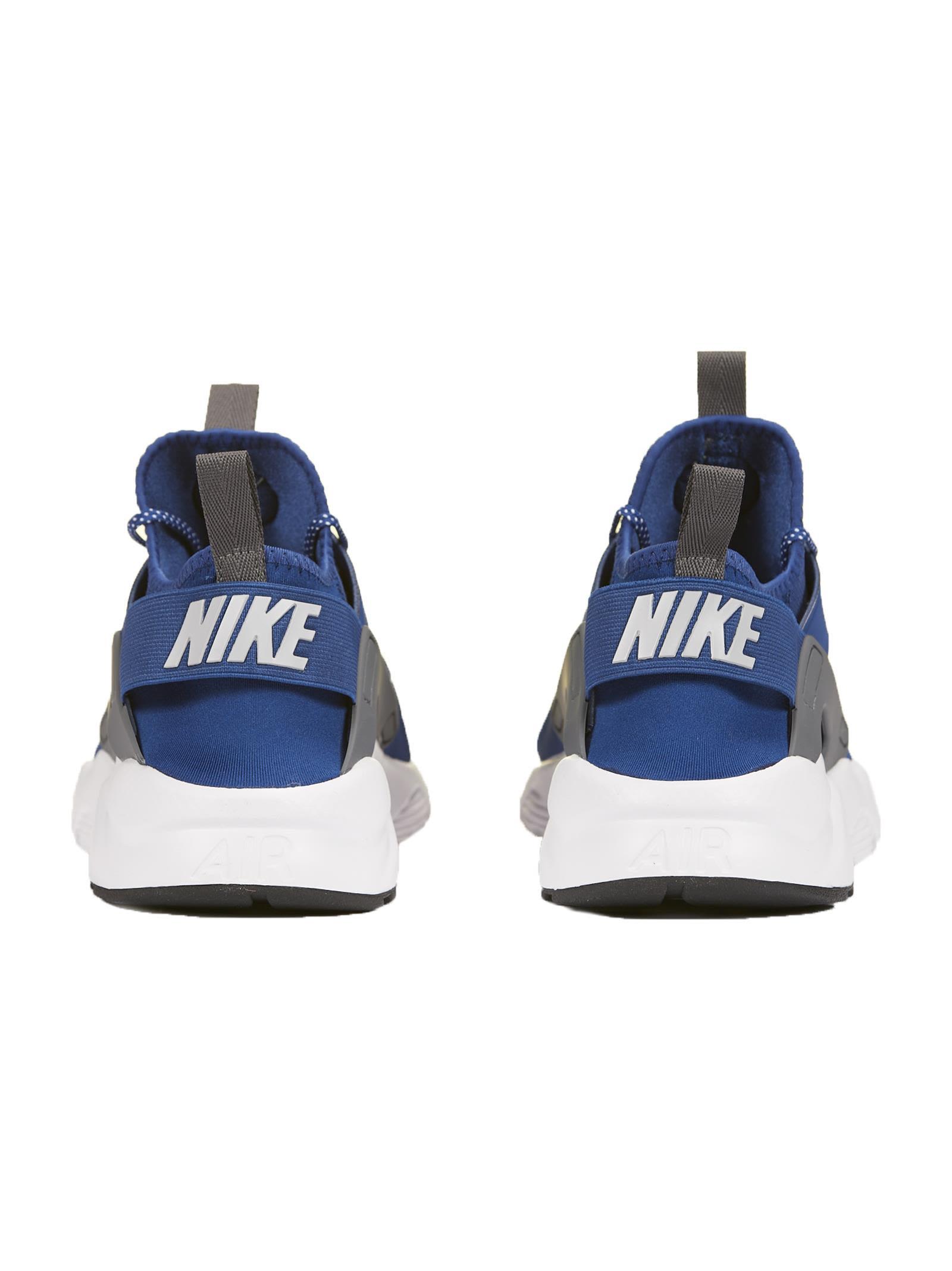 86c8ba430c81 Nike Air Huarache Run Ultra Sneakers - Blu bianco ...