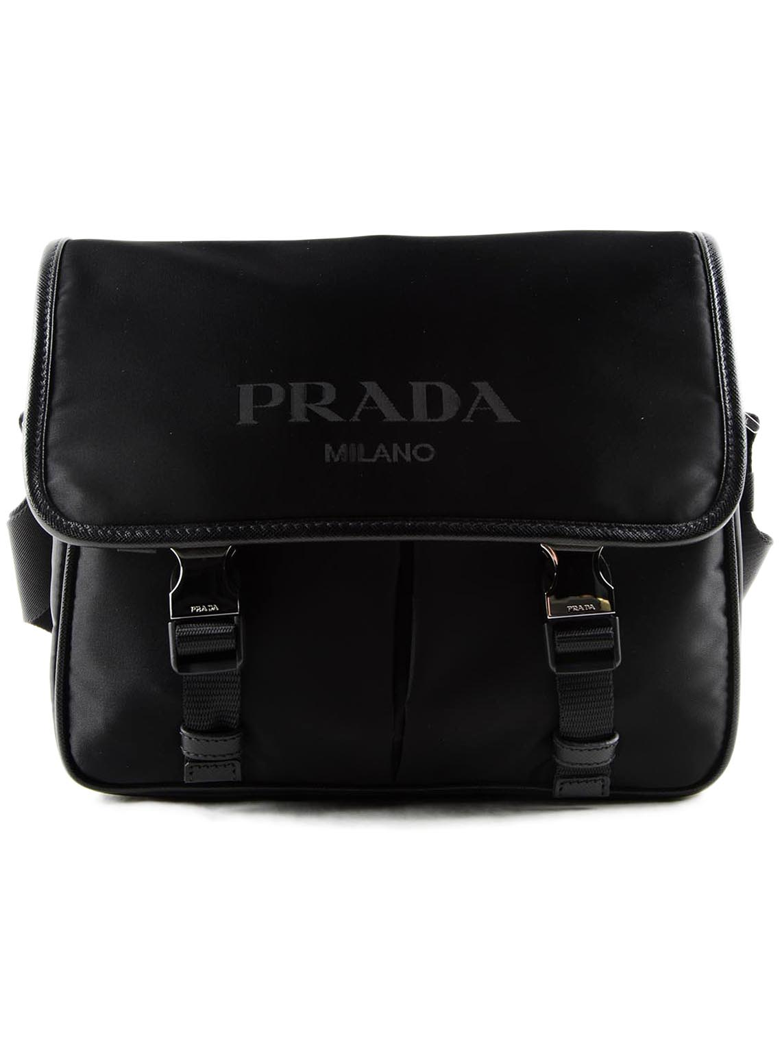 db818c79632c93 italist | Best price in the market for Prada Prada Cross-body Messenger  Shoulder Bag