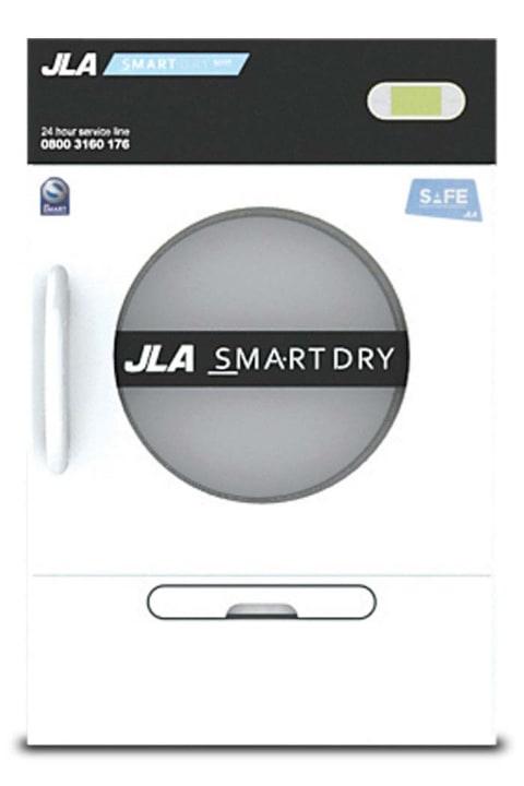 Jla Sd20 Smart Coin Op Commercial Dryer Jla Laundry