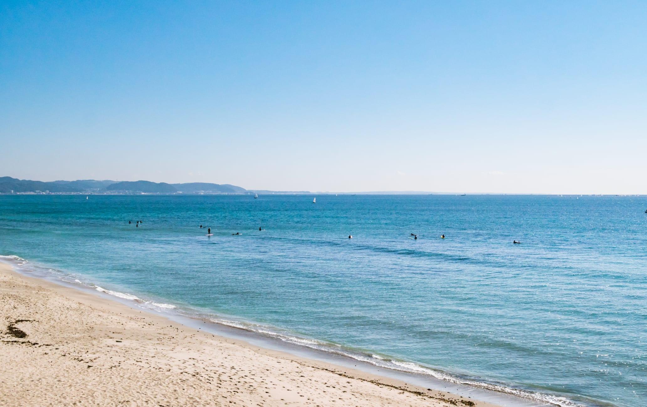Kamakura Beaches