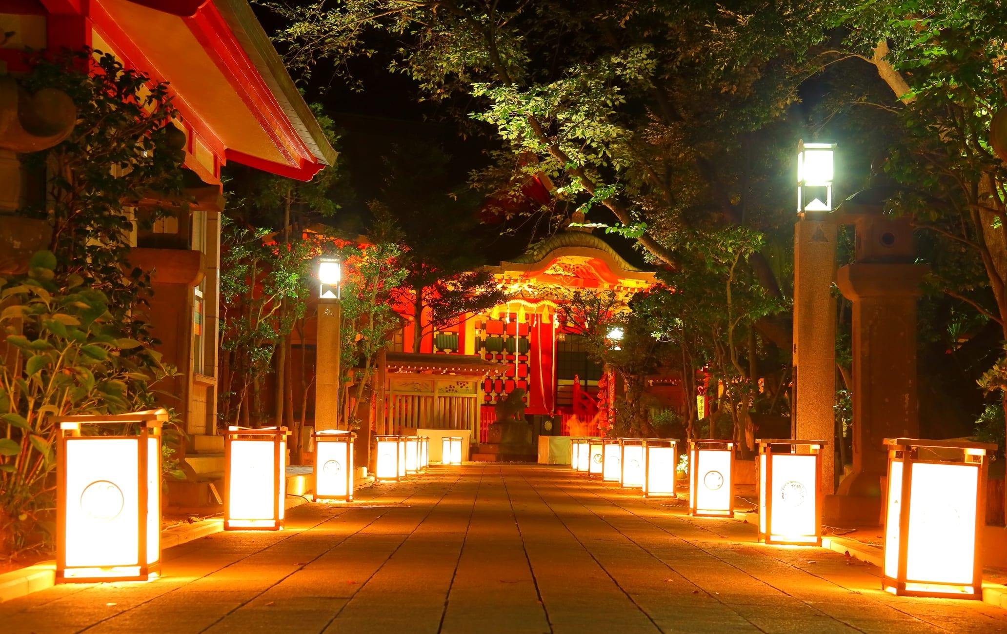 Enoshima-jinja Shrine