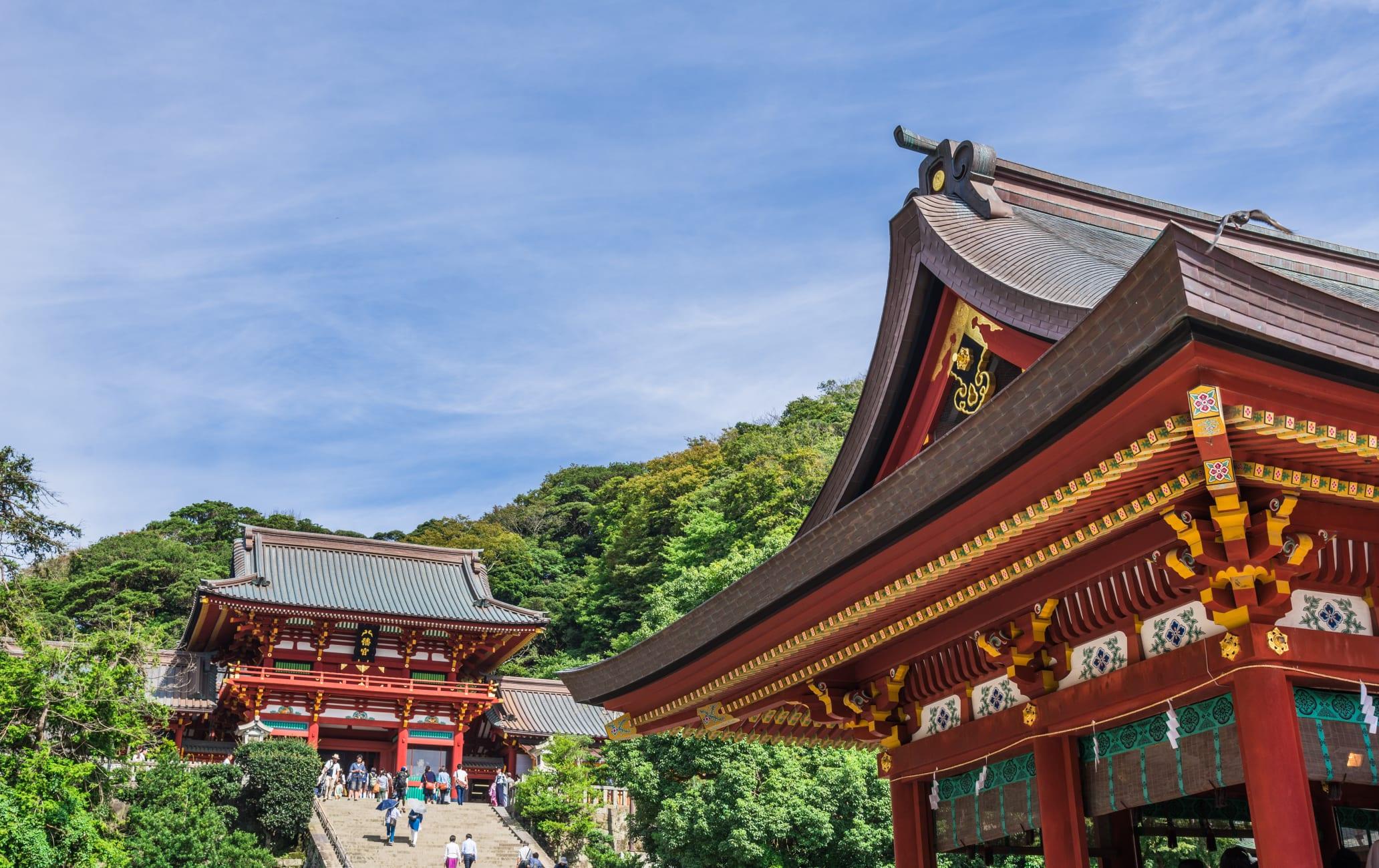 Tsurugaoka Hachiman-gu Shrine