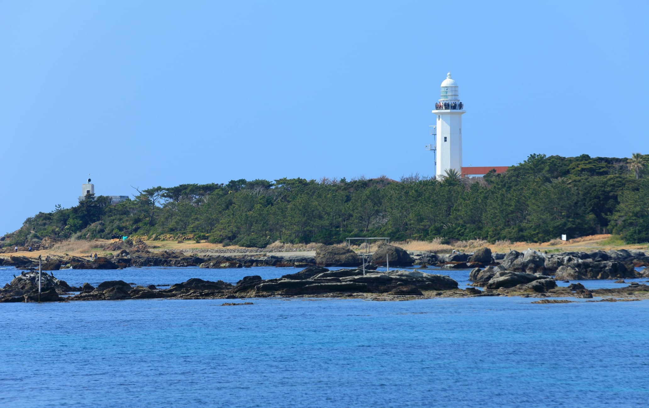 Nojimazaki lighthouse