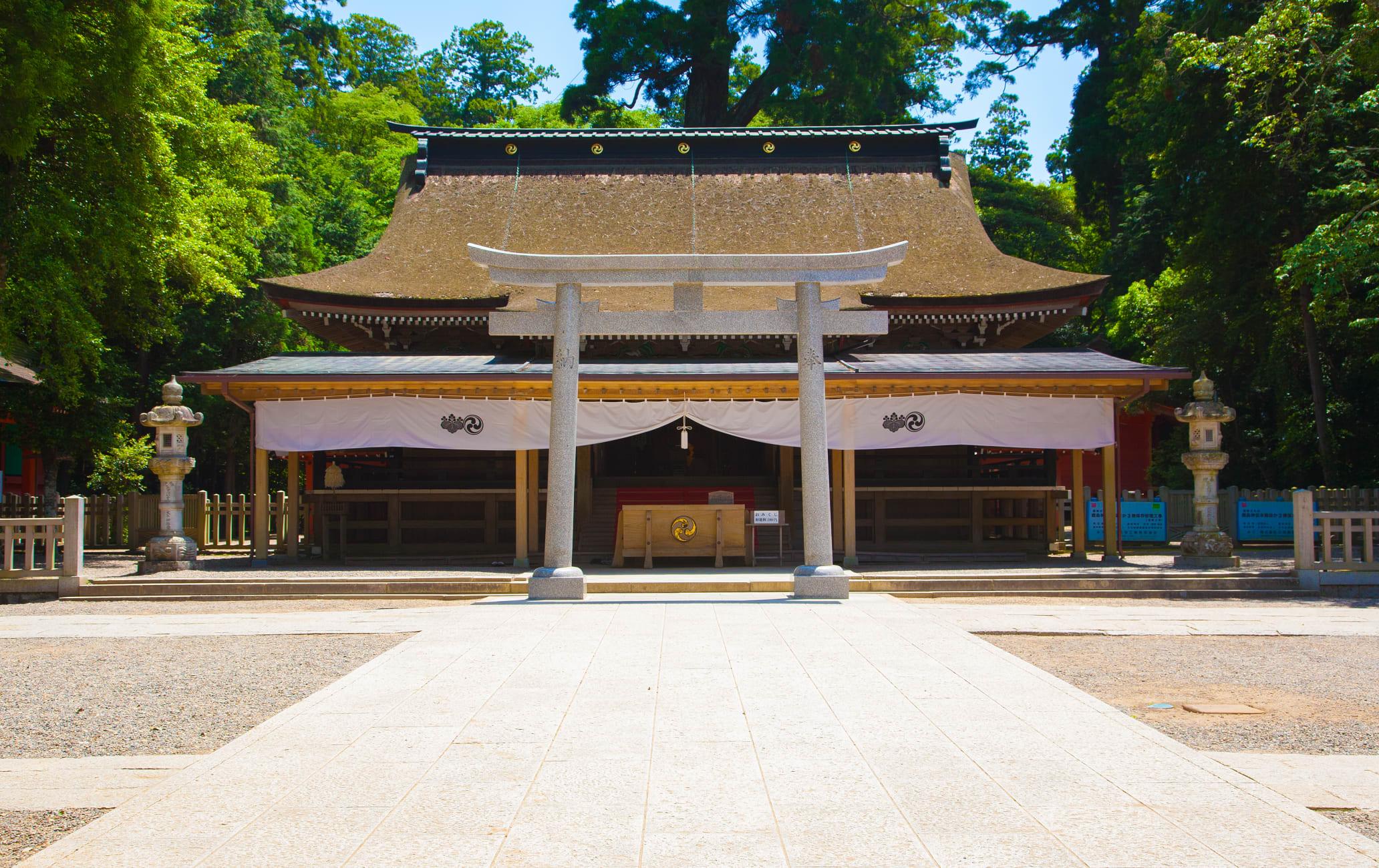 Kashima-jingu Shrine